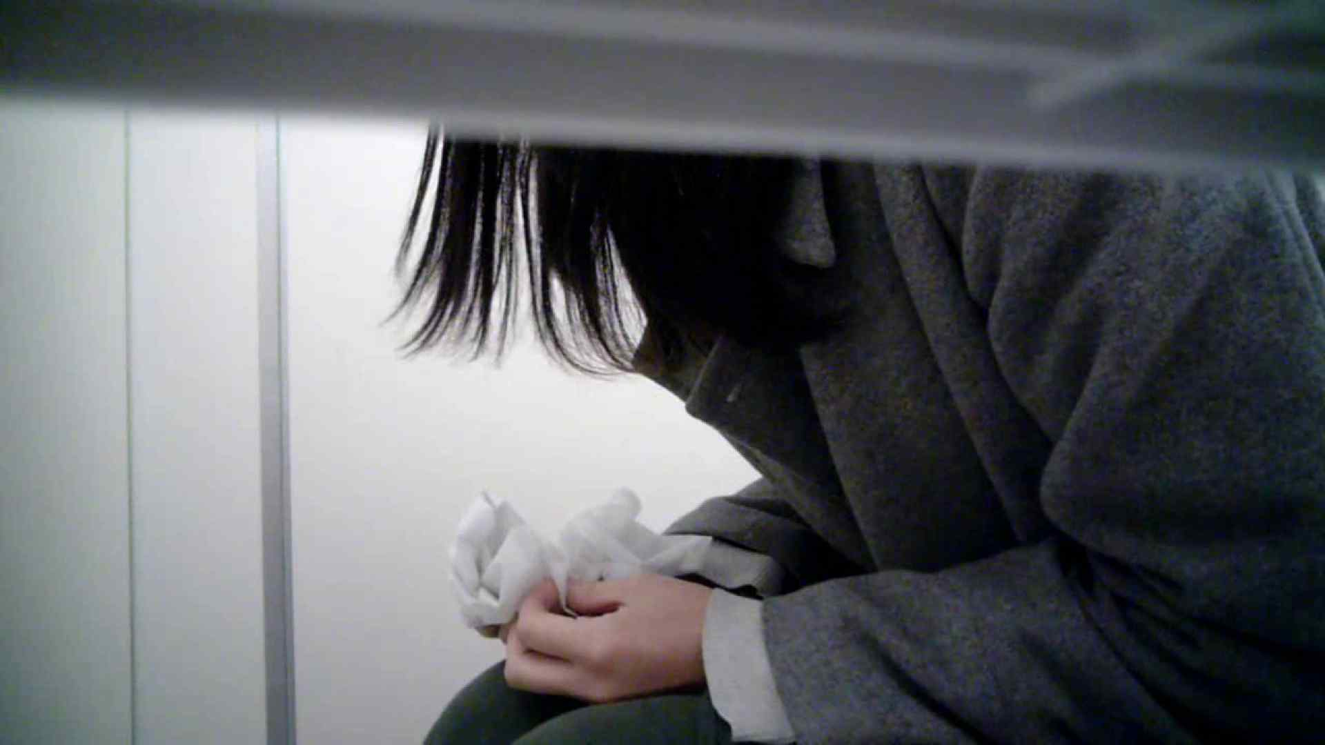vol.28 最近では、黒いナプキンも売っているので…ファッ! 洗面所 隠し撮りAV無料 45pic 16