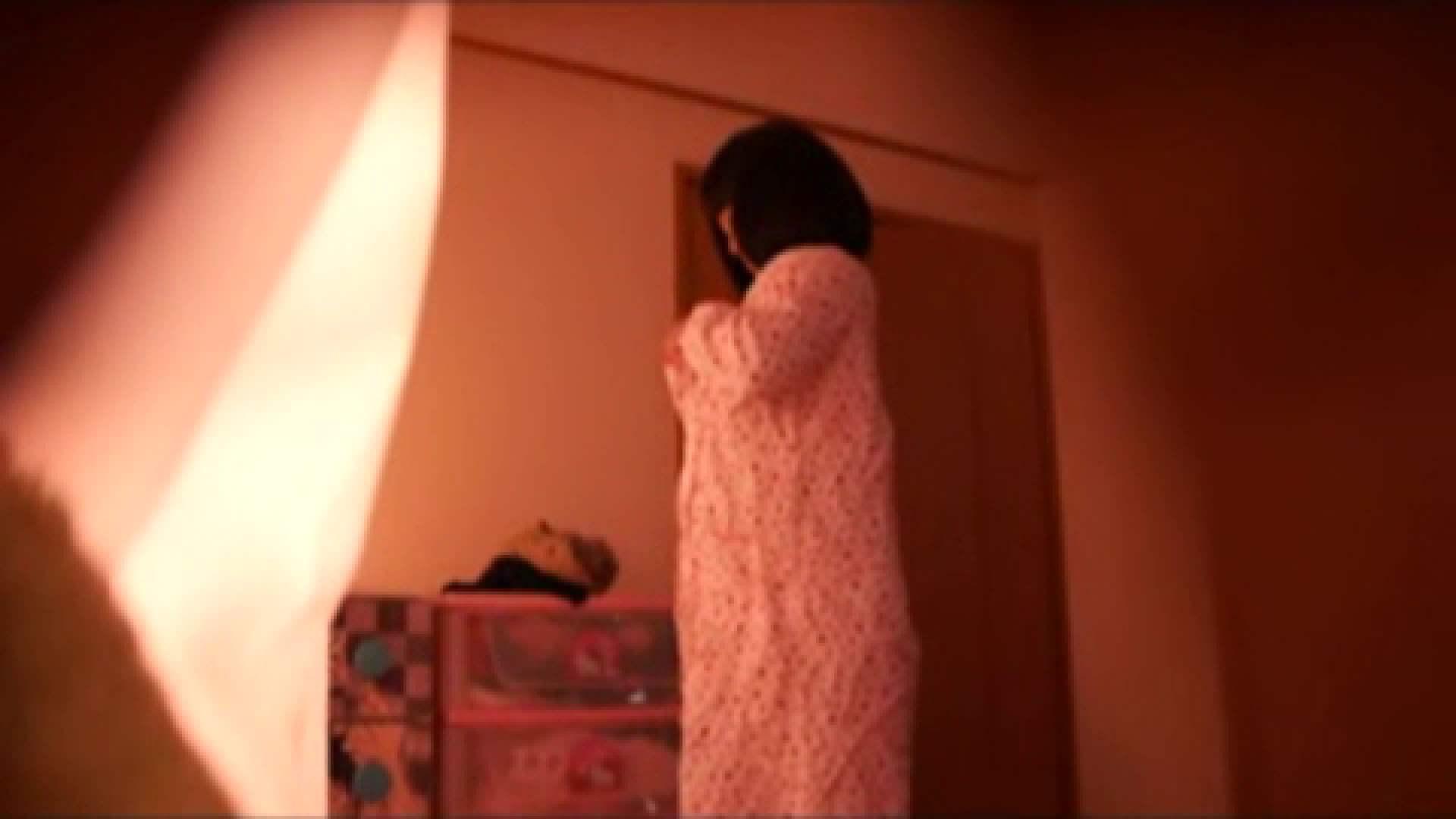 vol.2 まりこさんのお着替え、就寝前の映像です。 着替え  80pic 40