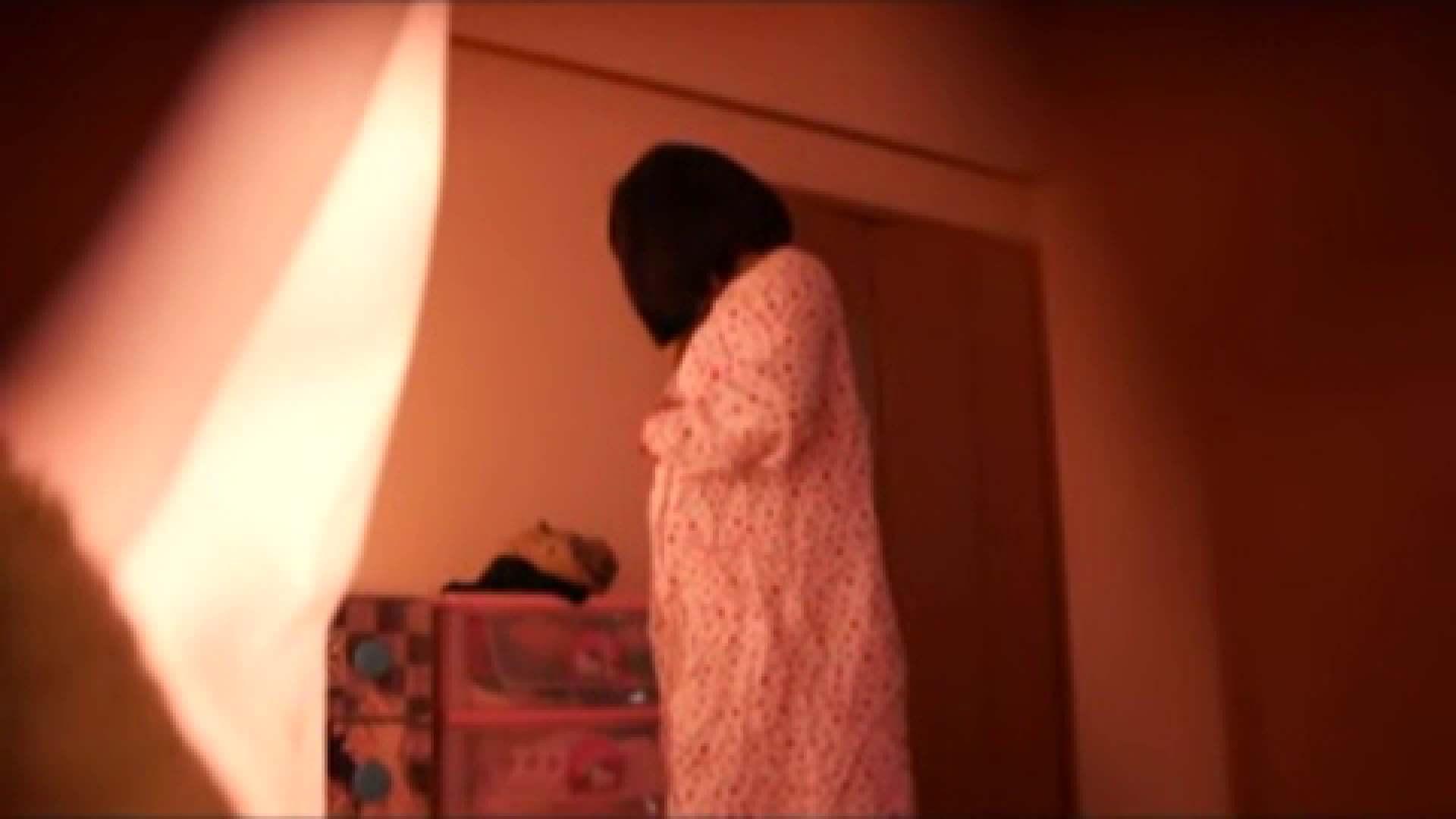 vol.2 まりこさんのお着替え、就寝前の映像です。 着替え  80pic 48