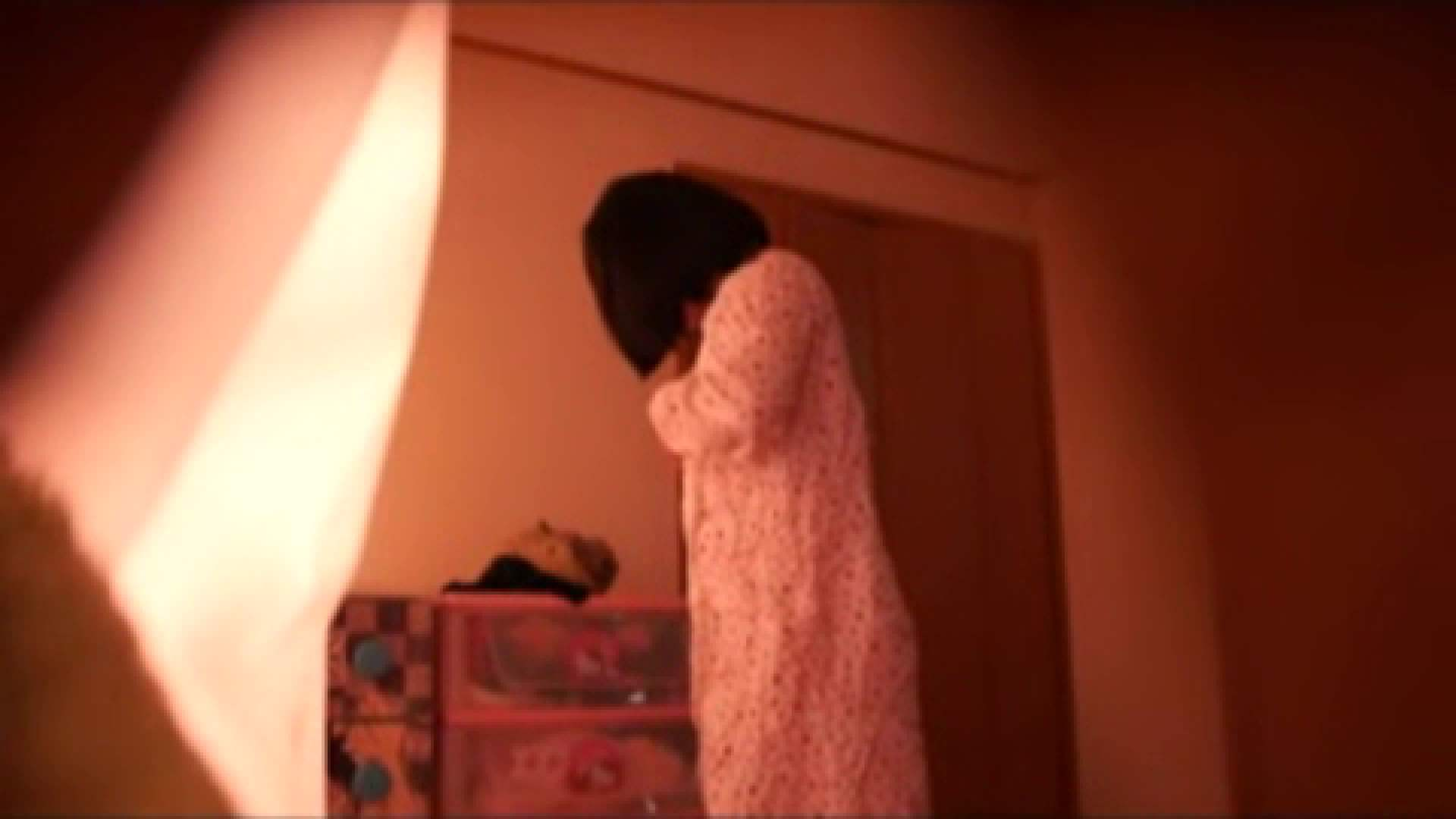 vol.2 まりこさんのお着替え、就寝前の映像です。 着替え  80pic 54