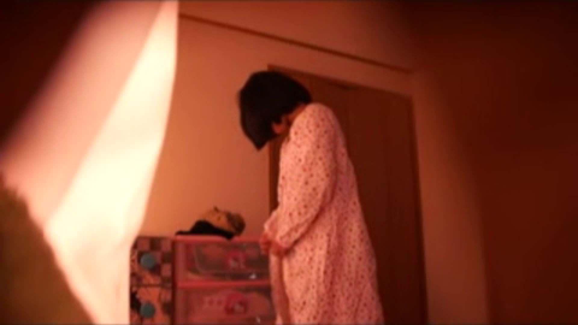 vol.2 まりこさんのお着替え、就寝前の映像です。 着替え  80pic 76