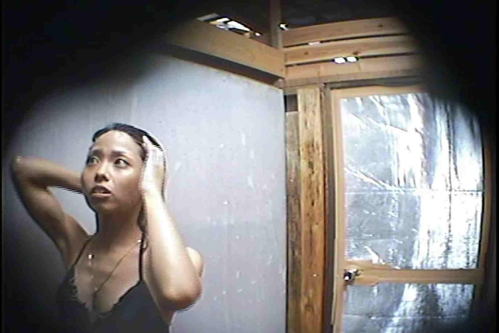 海の家の更衣室 Vol.45 美女 | シャワー  90pic 31