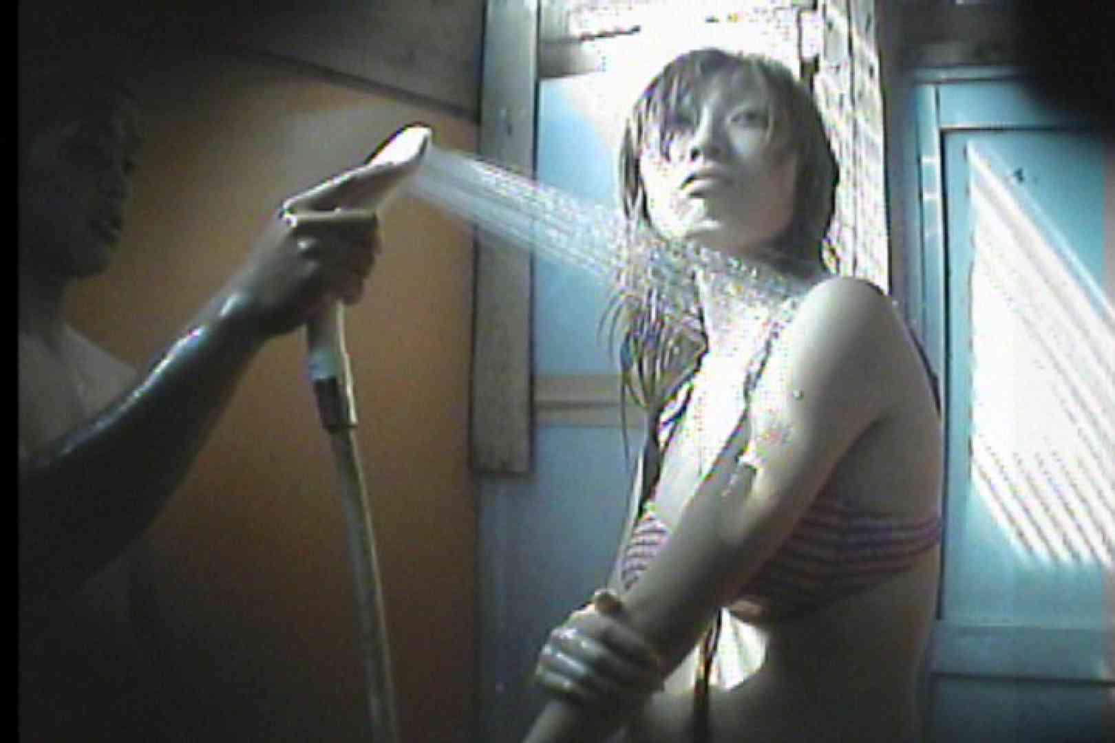 海の家の更衣室 Vol.47 シャワー | 美女  95pic 4