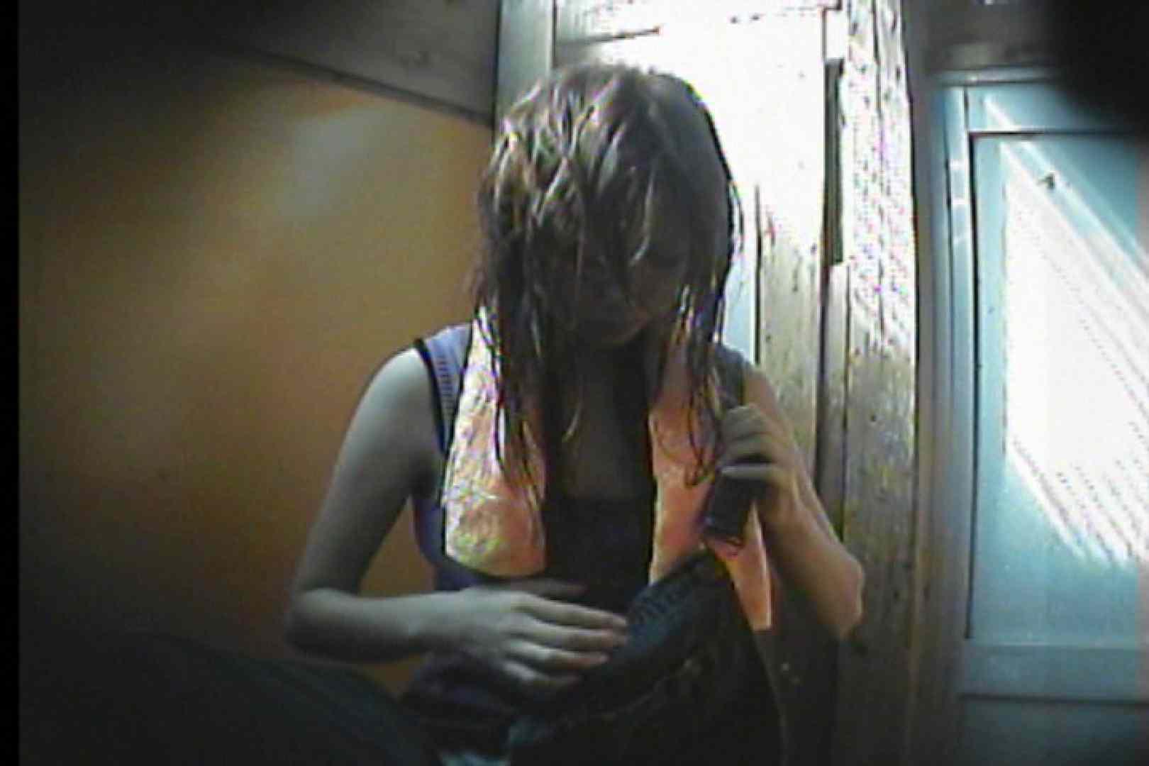 海の家の更衣室 Vol.47 シャワー | 美女  95pic 13