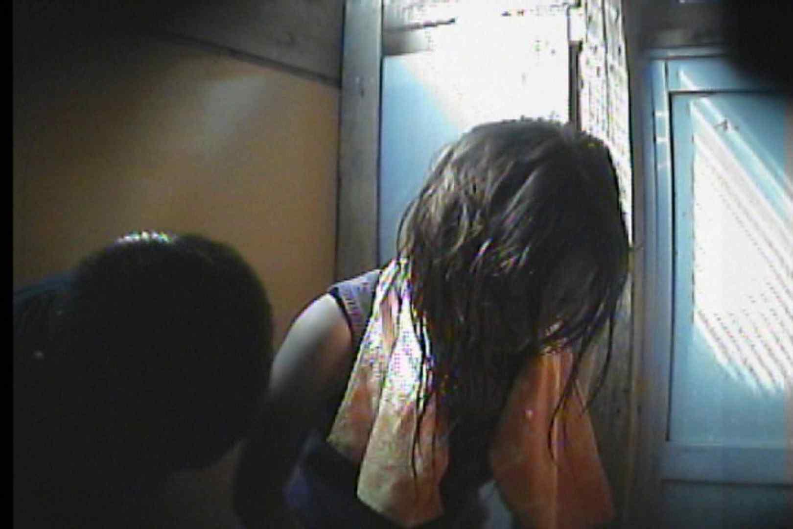 海の家の更衣室 Vol.47 シャワー | 美女  95pic 88