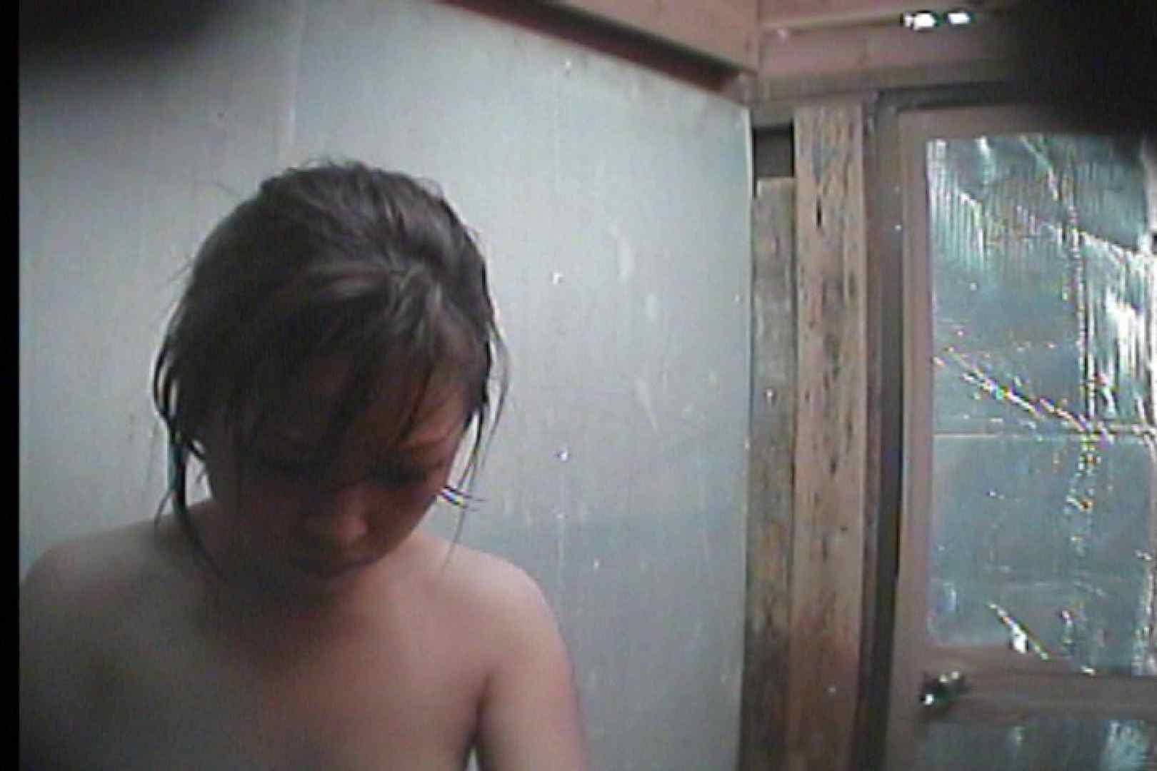 海の家の更衣室 Vol.55 シャワー | 美女  75pic 19