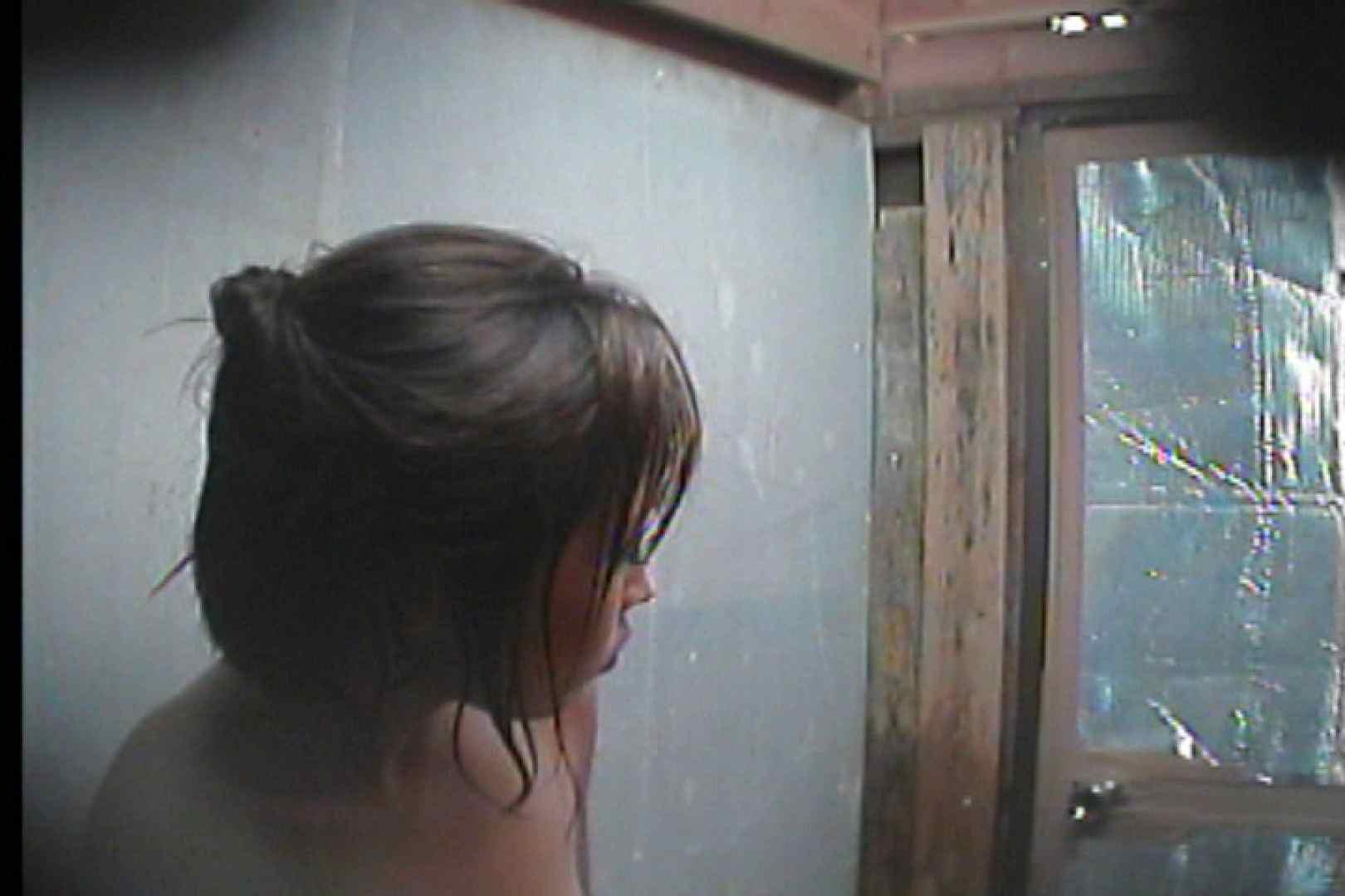 海の家の更衣室 Vol.55 シャワー | 美女  75pic 34