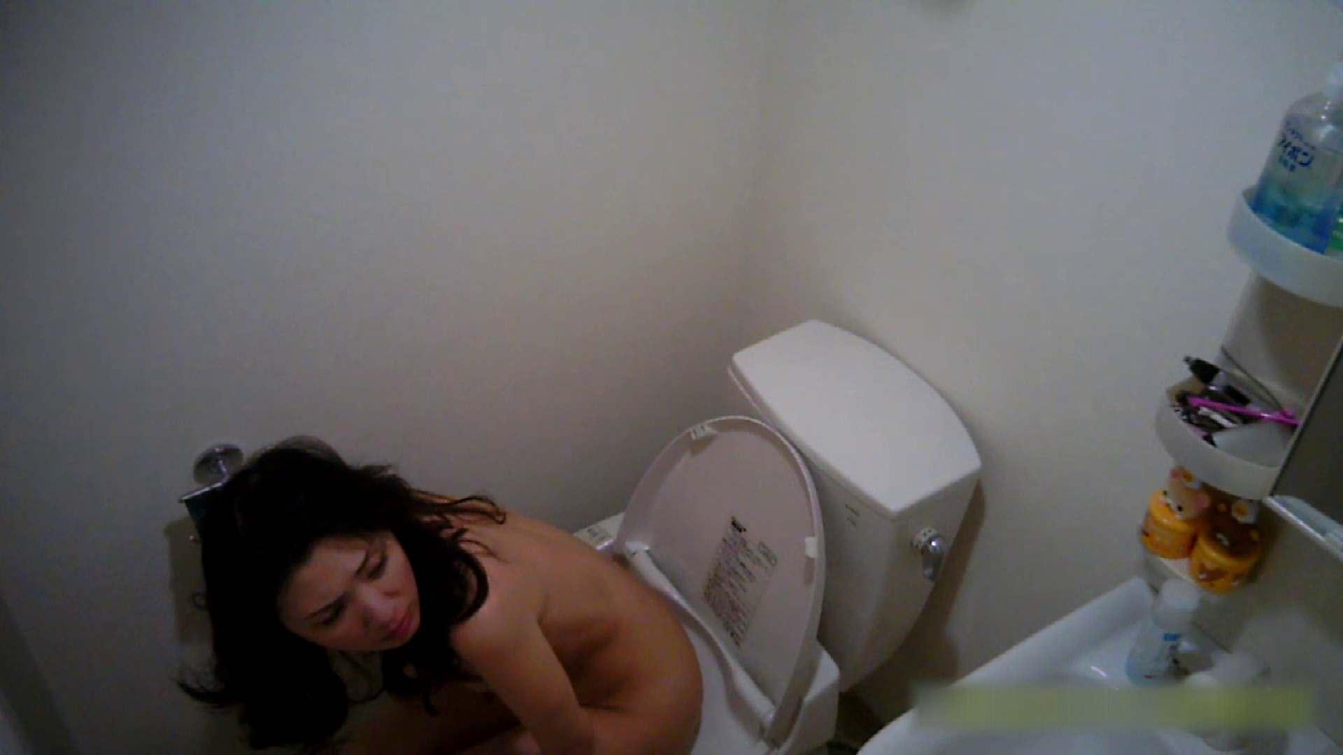 清楚な顔してかなり敏感なE子25歳(仮名)Vol.05 裸でトイレ編 トイレ  60pic 10