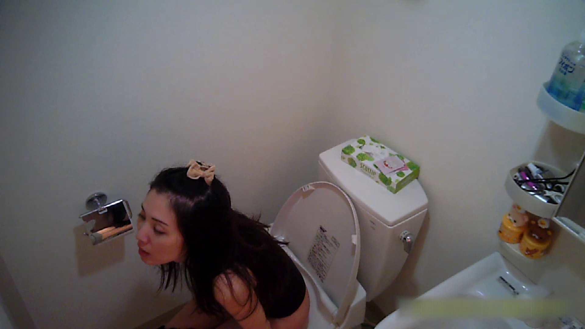清楚な顔してかなり敏感なE子25歳(仮名)Vol.05 裸でトイレ編 トイレ  60pic 30