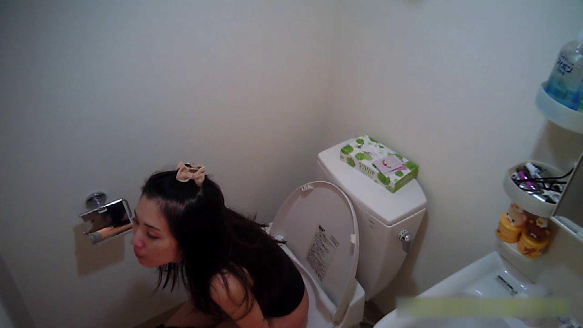 清楚な顔してかなり敏感なE子25歳(仮名)Vol.05 裸でトイレ編 トイレ  60pic 32