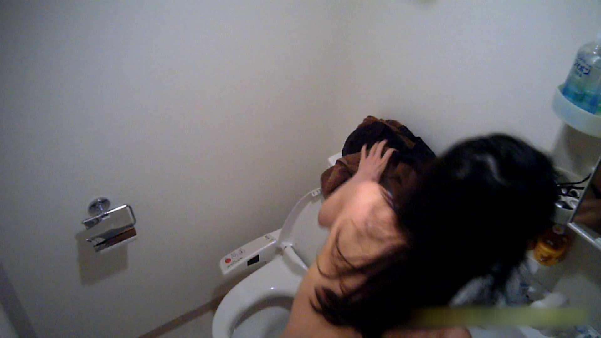 清楚な顔してかなり敏感なE子25歳(仮名)Vol.05 裸でトイレ編 トイレ | OLの実態  60pic 39