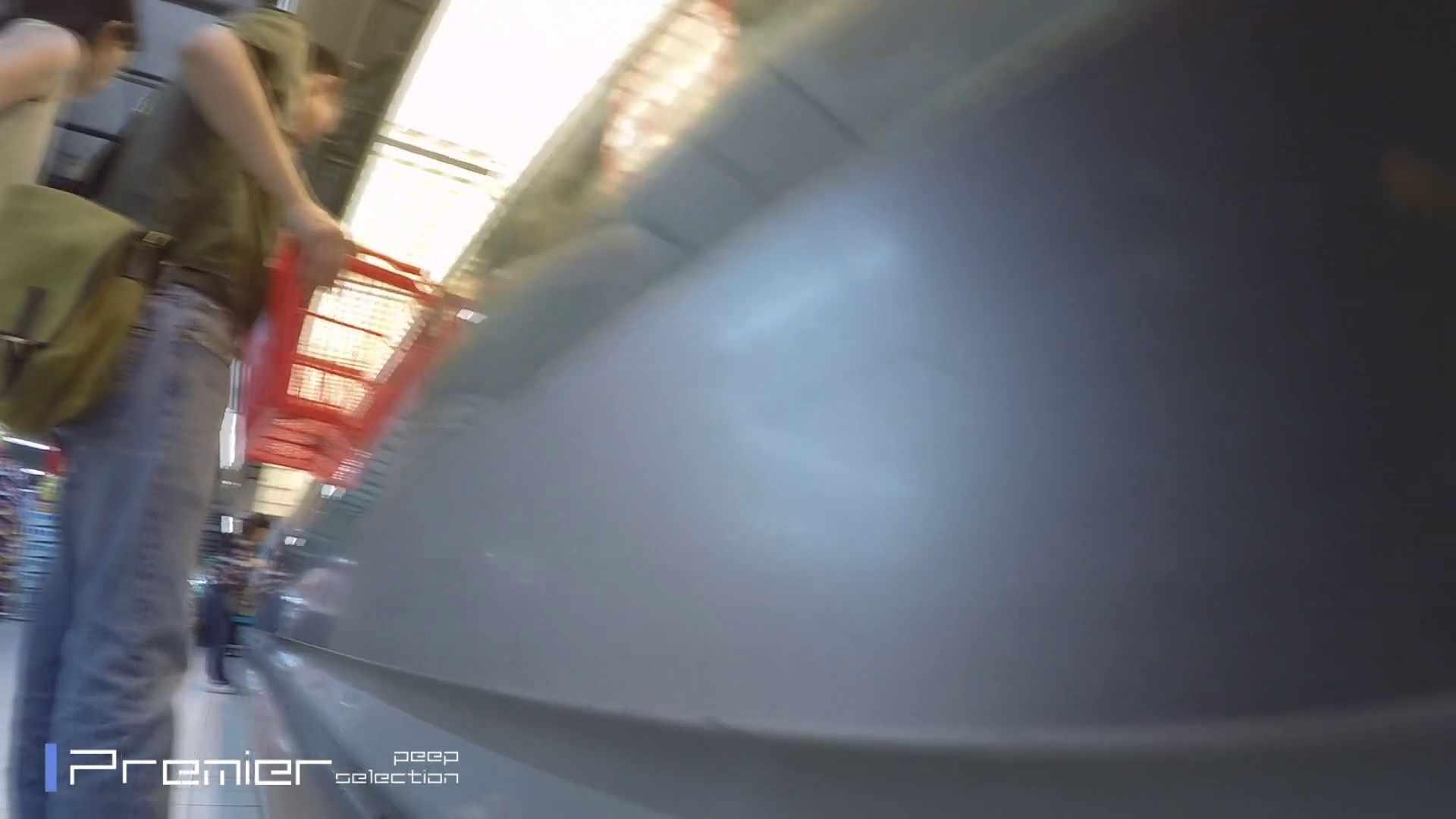巨乳 乳首:白ミニワンピから覗むピンクの華 美女の下半身を粘着撮り! Vol.01:怪盗ジョーカー