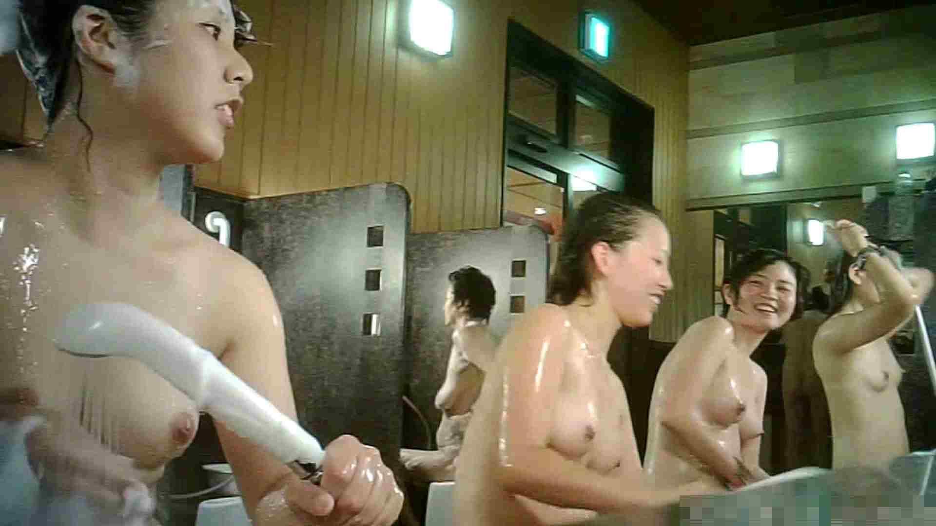No.7 洗い場!!最近の嬢はオッパイ綺麗です。こちらも8個! 銭湯   潜入  84pic 45