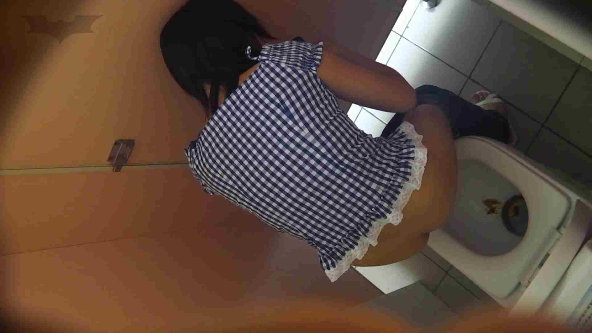 潜入!!台湾名門女学院 Vol.02 必見!中腰で「大」途中筋力の限界に・・・。 潜入  101pic 8