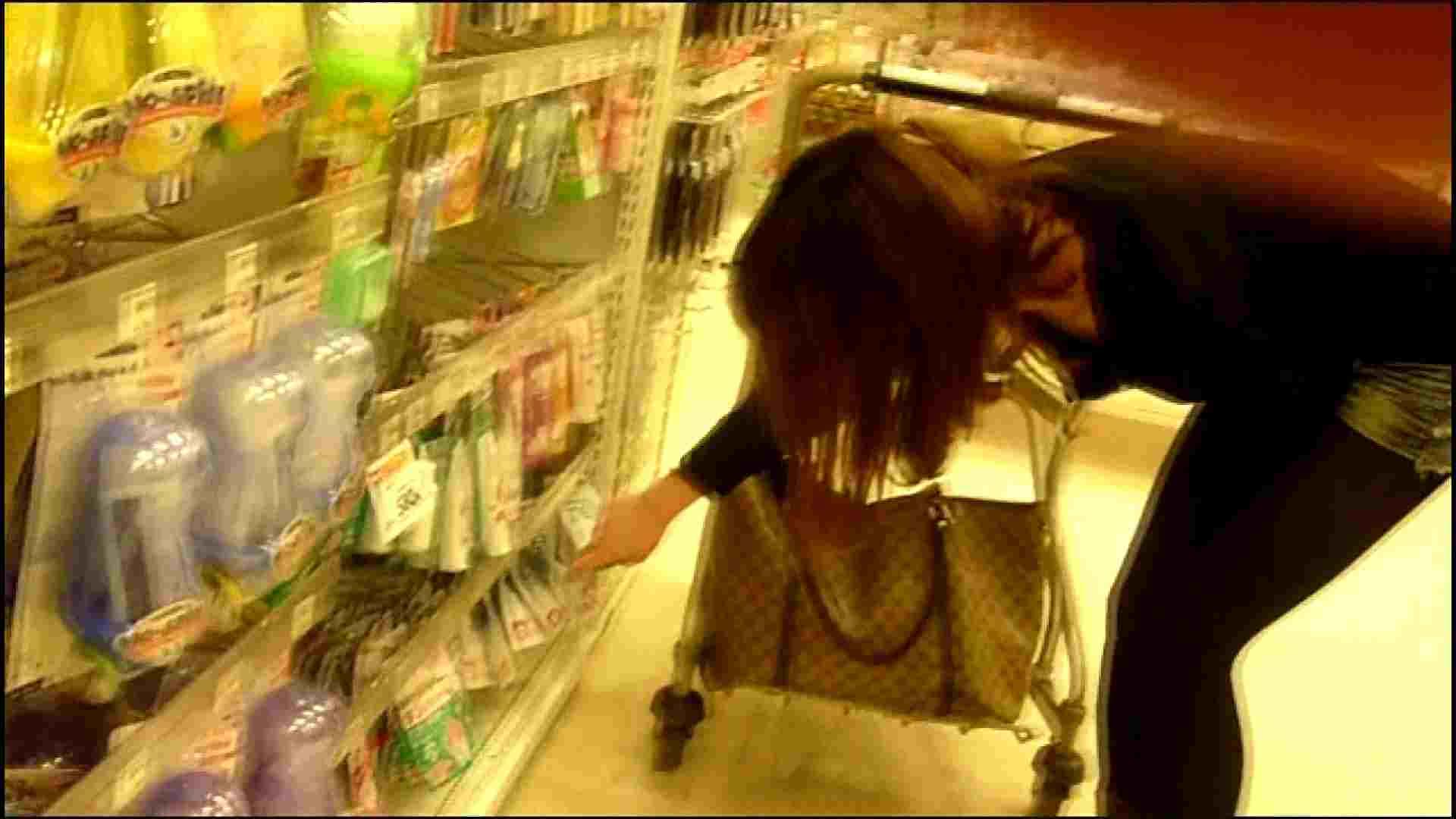 NO.1 ベビーコーナーにいた美人ママさん 胸チラ 隠し撮りAV無料 28pic 11