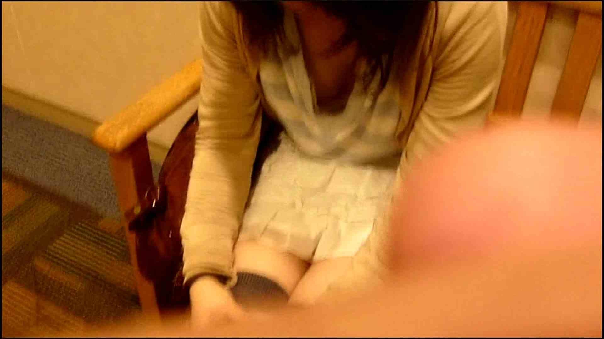 NO.3 某イオNN店内のエレベーター前でケータイに夢中な女の子 チラ | 胸チラ  82pic 5