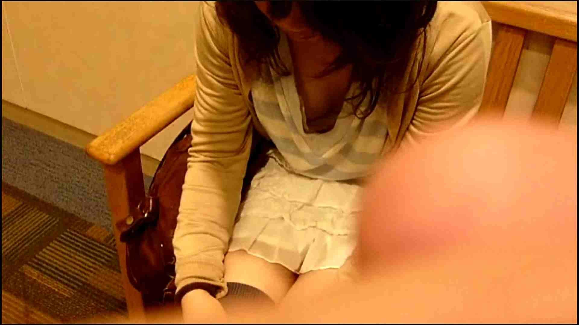 NO.3 某イオNN店内のエレベーター前でケータイに夢中な女の子 チラ  82pic 20