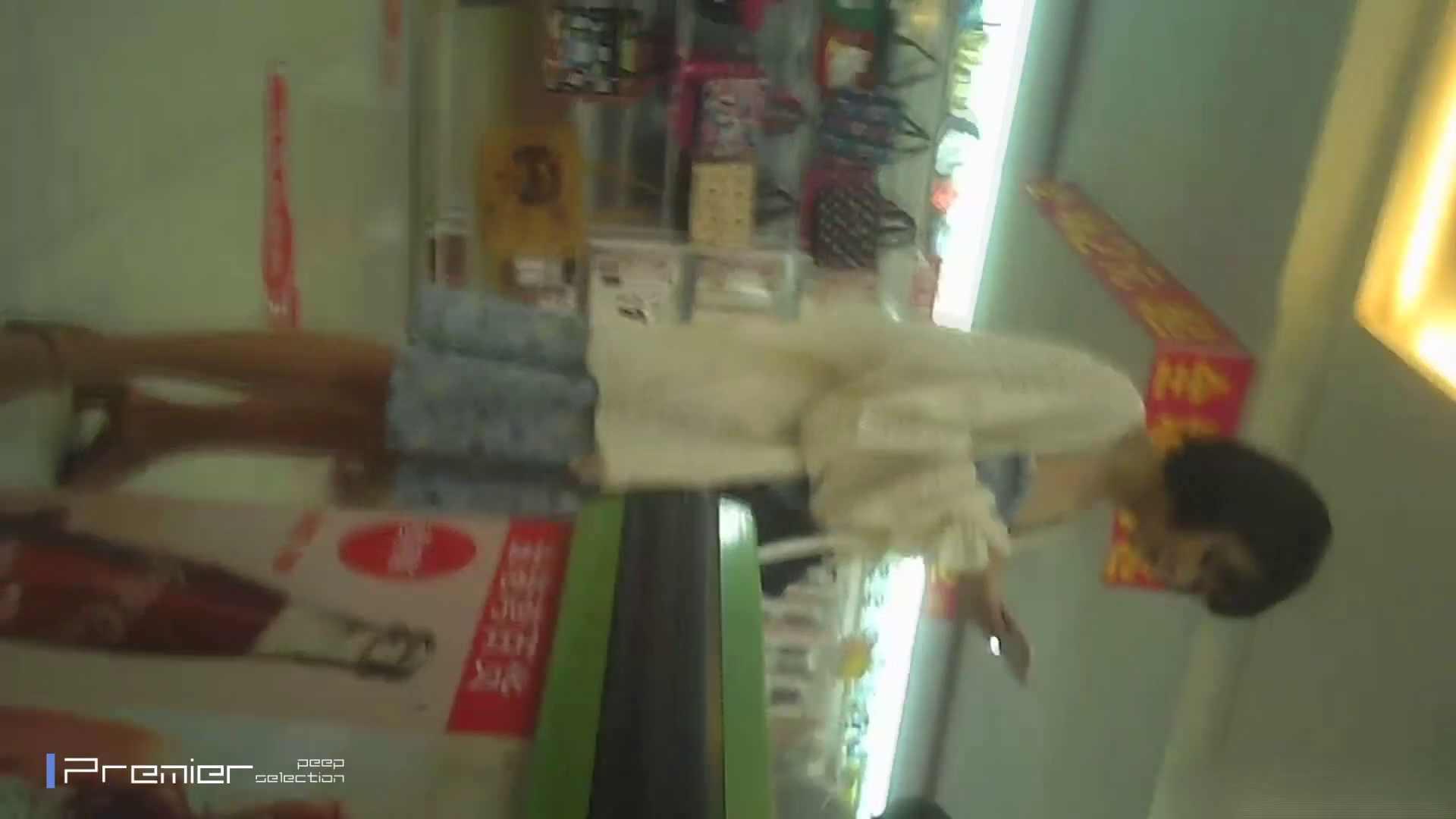 ギャルのパンチラ 美女の痴態に密着!Vol.16 洗面所 のぞき動画画像 40pic 20