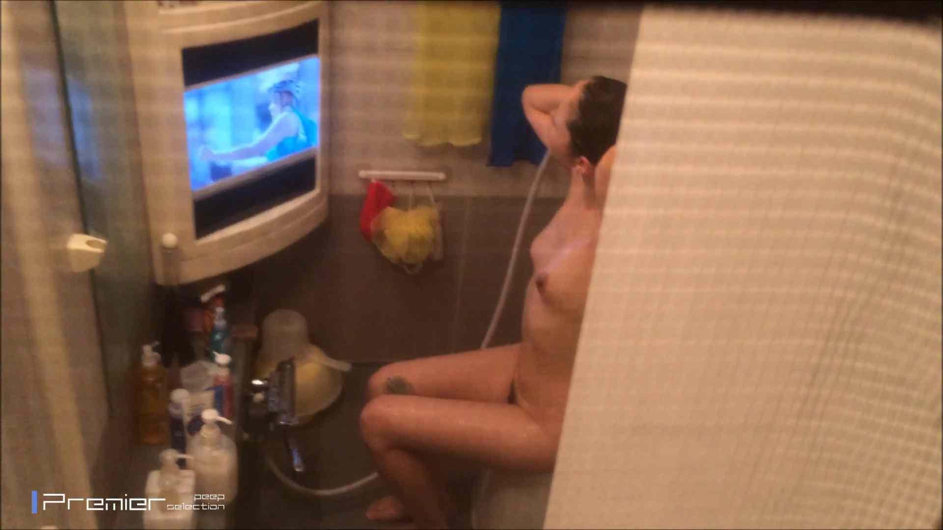 美女のテレビを見ながらの入浴 乙女の風呂場 Vol.21 投稿 アダルト動画キャプチャ 30pic 4