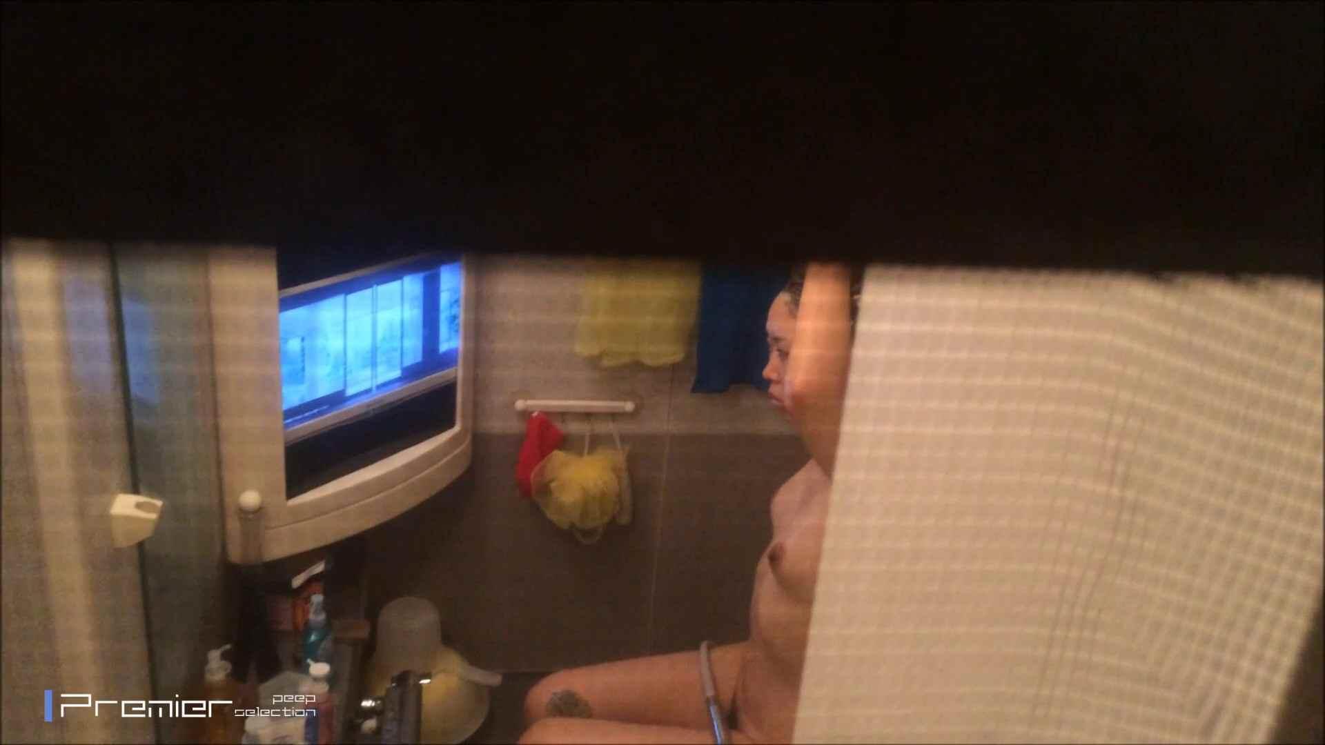 美女のテレビを見ながらの入浴 乙女の風呂場 Vol.21 美女 隠し撮りセックス画像 30pic 9