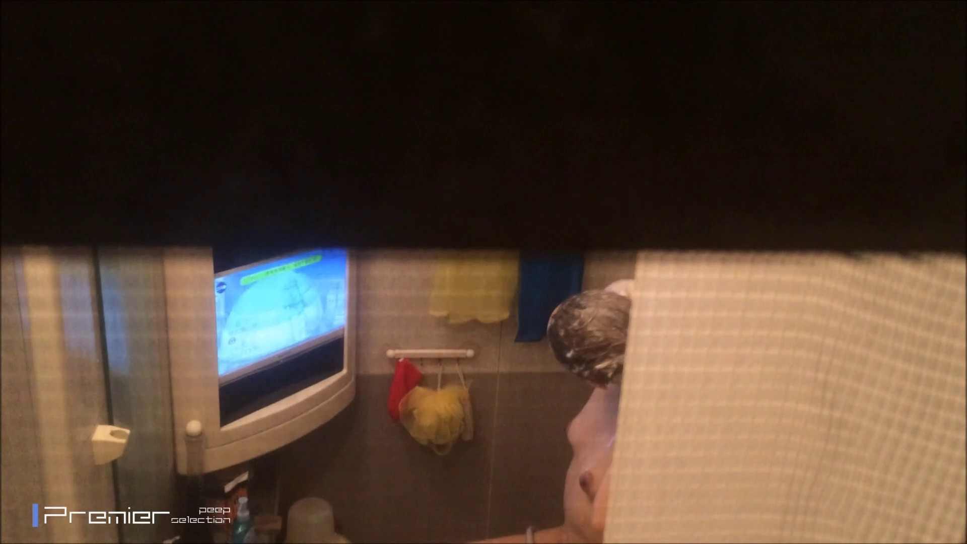 美女のテレビを見ながらの入浴 乙女の風呂場 Vol.21 投稿 アダルト動画キャプチャ 30pic 10