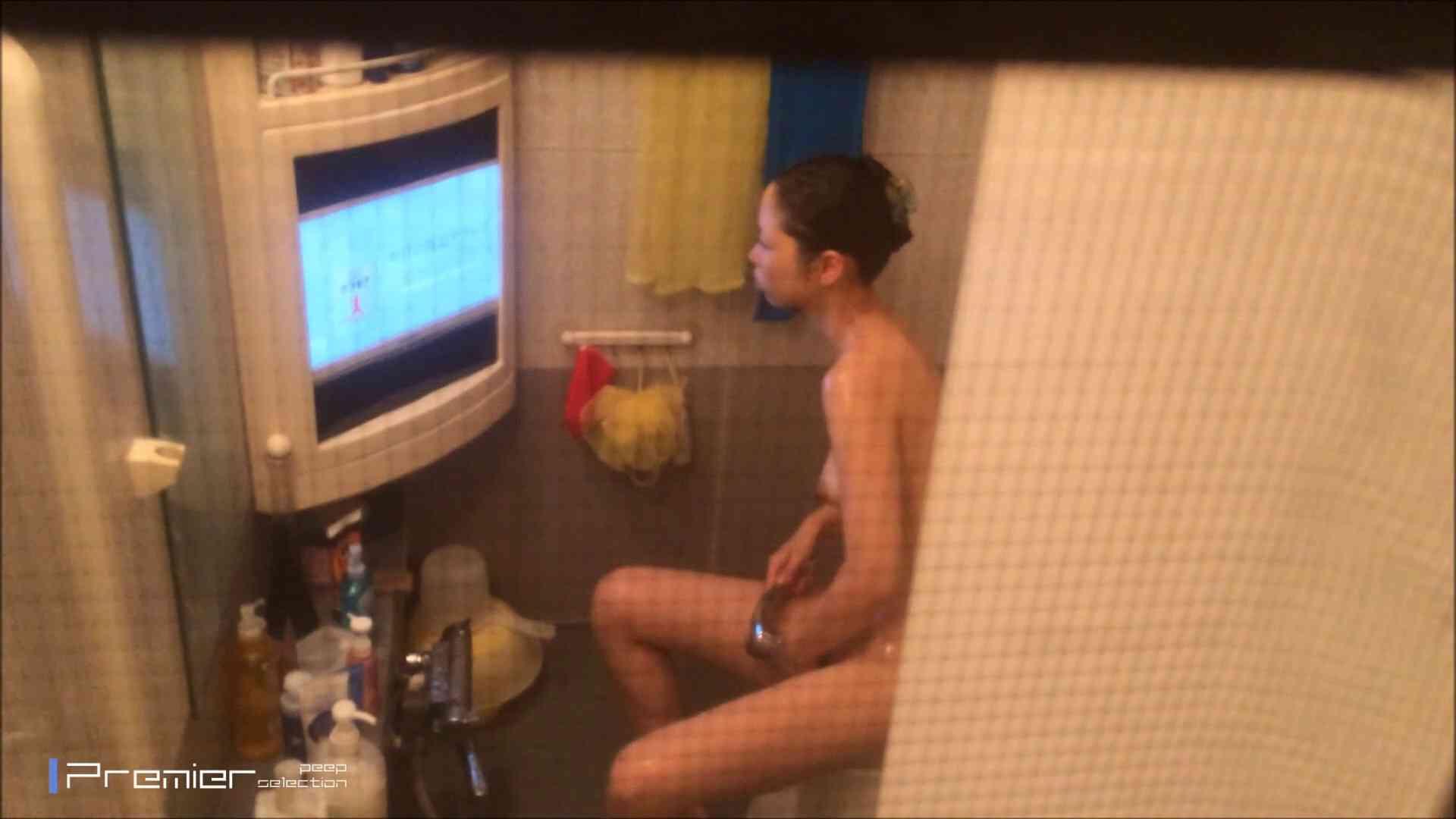 美女のテレビを見ながらの入浴 乙女の風呂場 Vol.21 盗撮  30pic 18