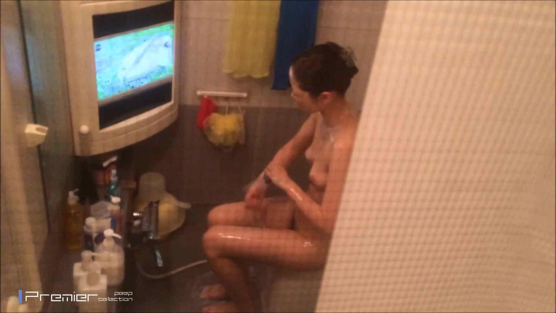 美女のテレビを見ながらの入浴 乙女の風呂場 Vol.21 盗撮  30pic 24