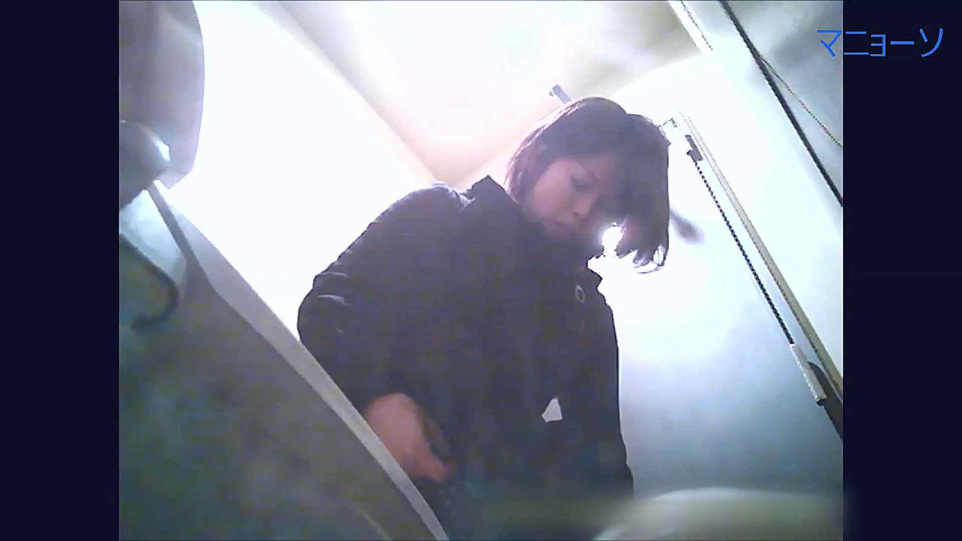 トイレでひと肌脱いでもらいました (OL編)Vol.07 トイレ | OLの実態  95pic 81