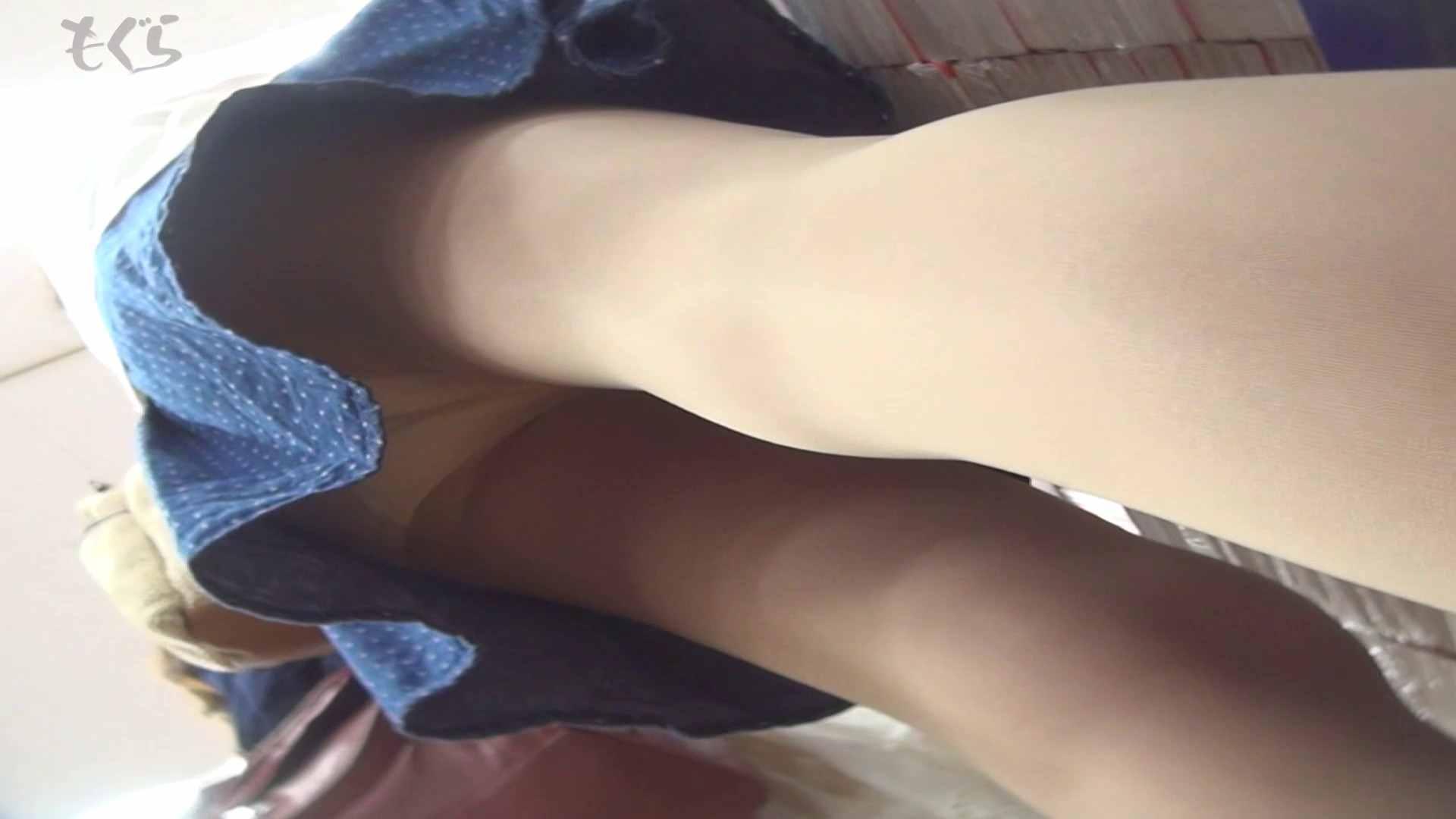 隣からNo5 青いスカート!!春です。 盗撮   ギャルの実態  72pic 37