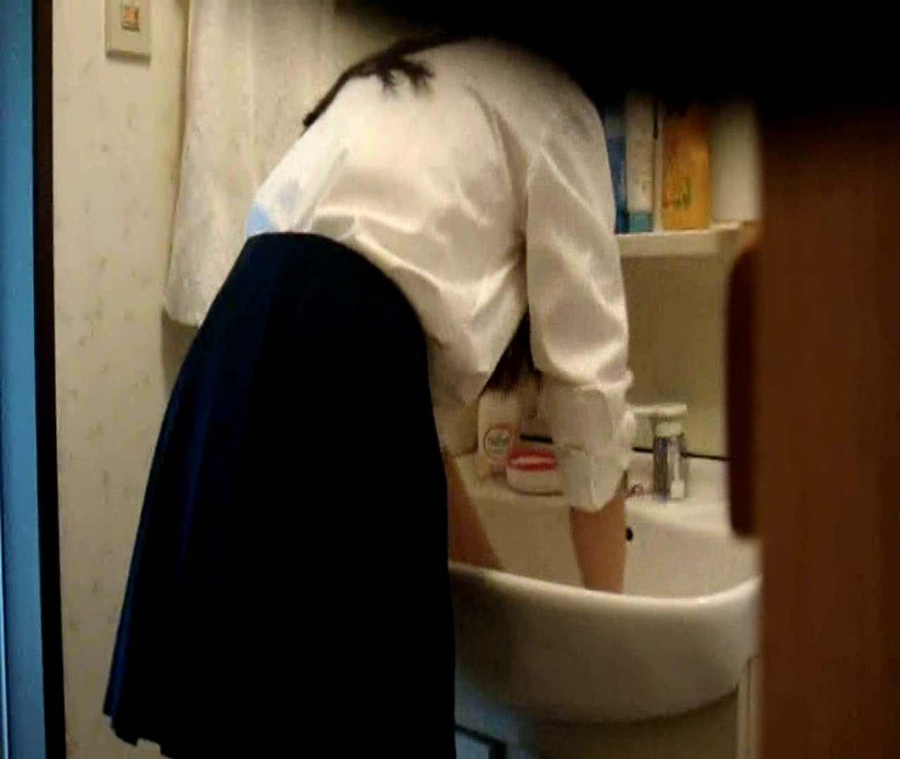 vol.5 まどかが帰宅後の洗顔後にブラを洗ってます。 OLの実態 | 0  18pic 13