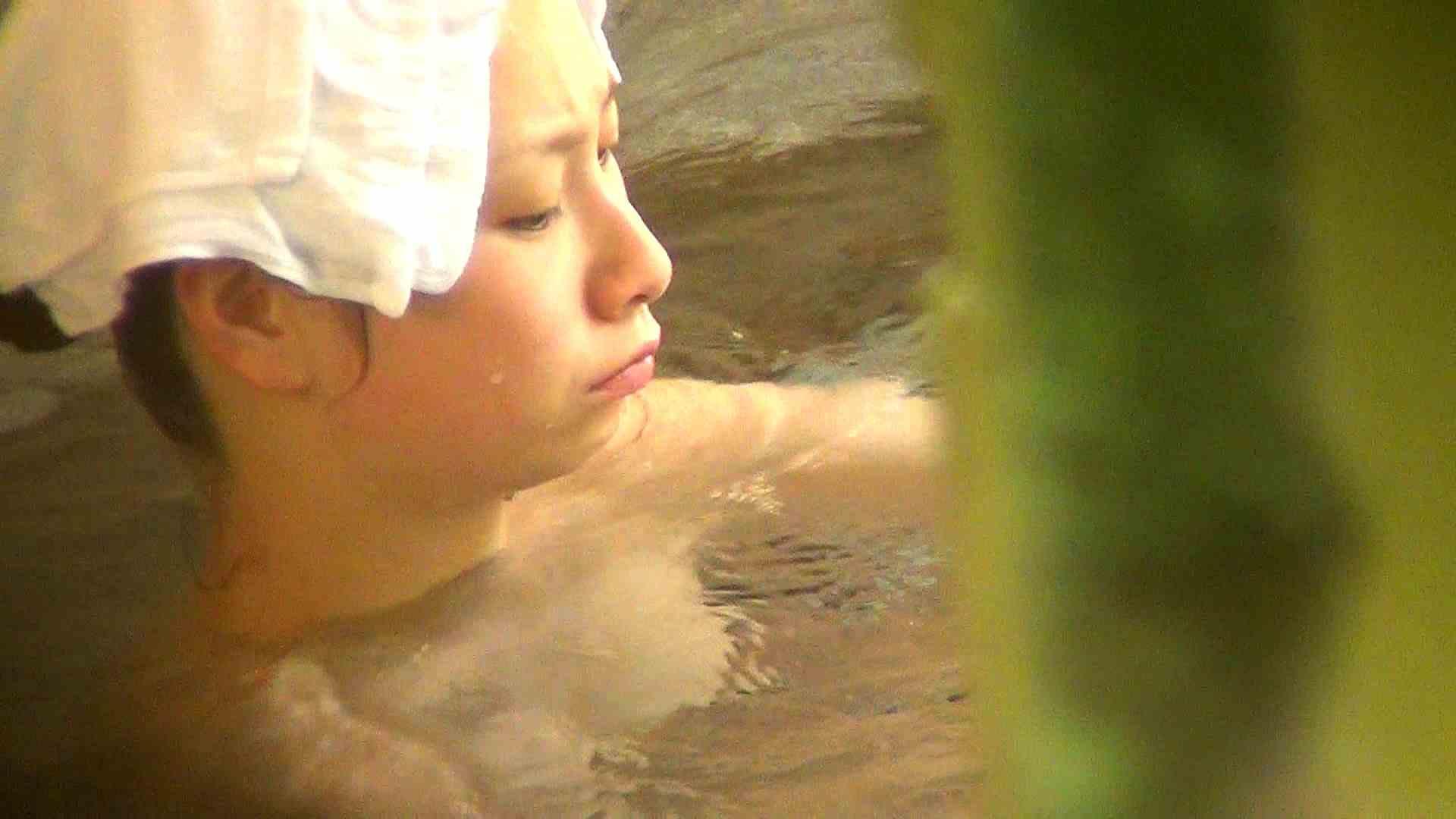 Vol.36 不機嫌な桃色美女 潜伏露天風呂 覗きワレメ動画紹介 80pic 56