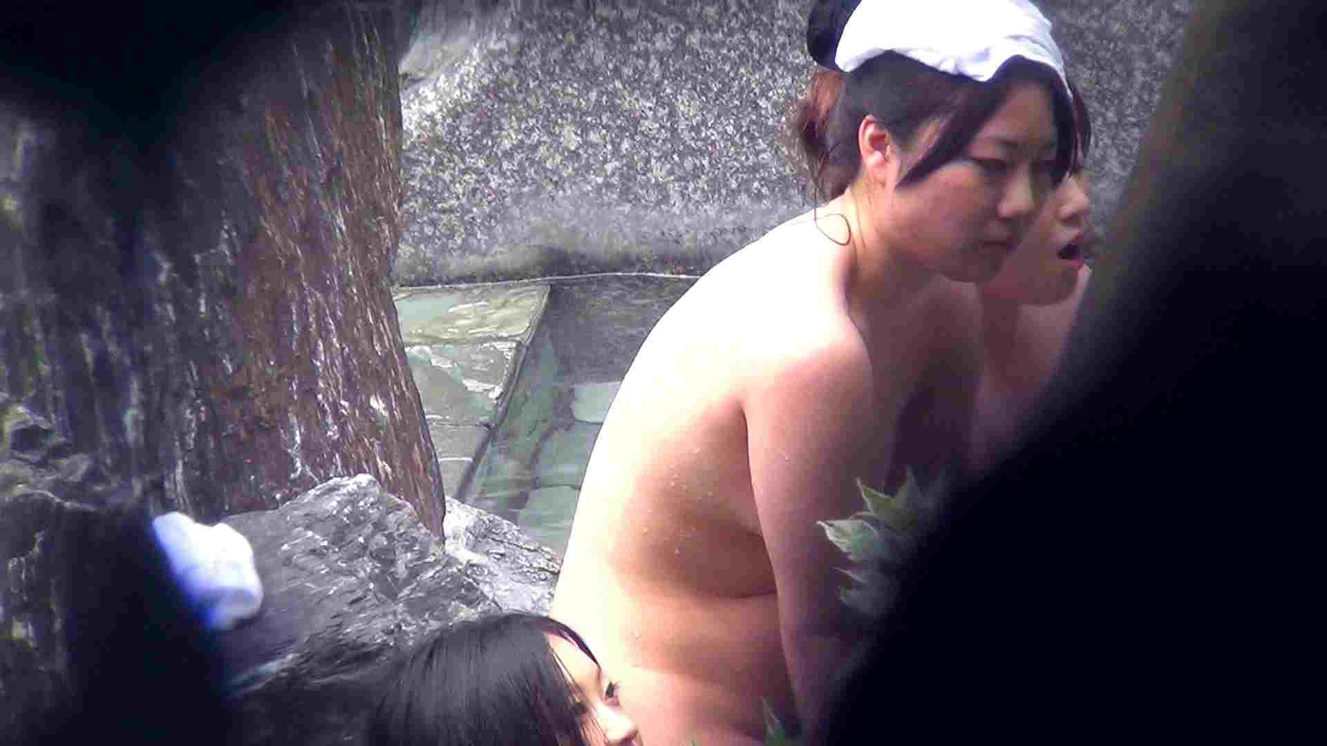 Vol.46 四人女子会にムッチリ美女発見! 潜伏露天風呂 盗撮われめAV動画紹介 52pic 35