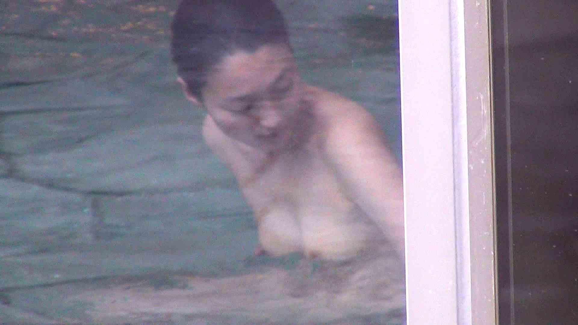 Vol.60 細身美女の股間から垂れているタコ糸 潜伏露天風呂 | 美女  72pic 29