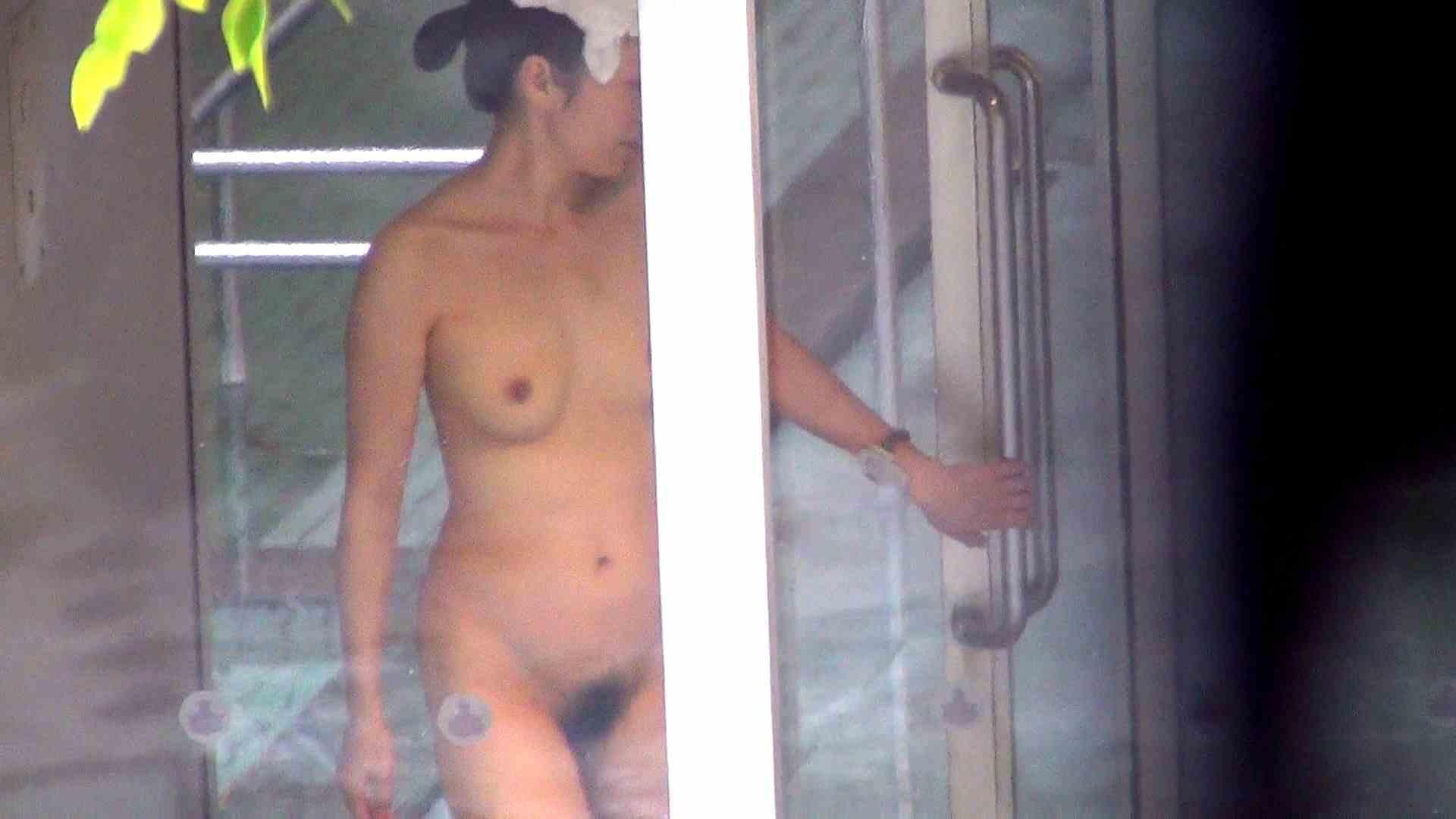 Vol.60 細身美女の股間から垂れているタコ糸 潜伏露天風呂 | 美女  72pic 45