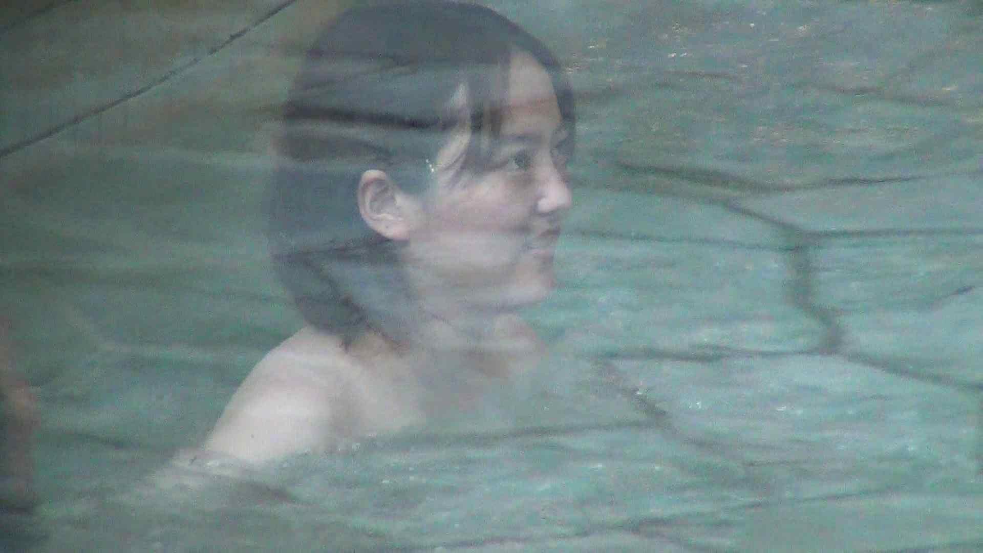 Vol.67 美肌と脇のコントラスト 潜伏露天風呂 | 美女  88pic 81