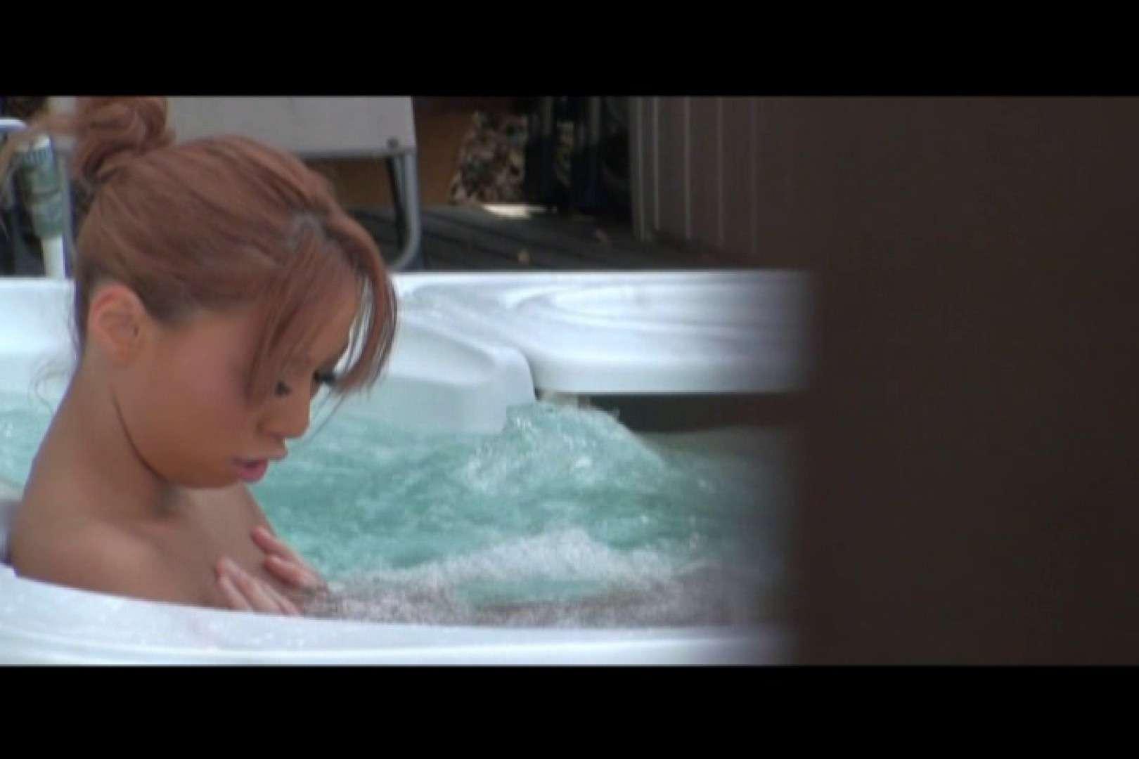 貸切露天 発情カップル! vol.05 潜伏露天風呂 覗き性交動画流出 55pic 5