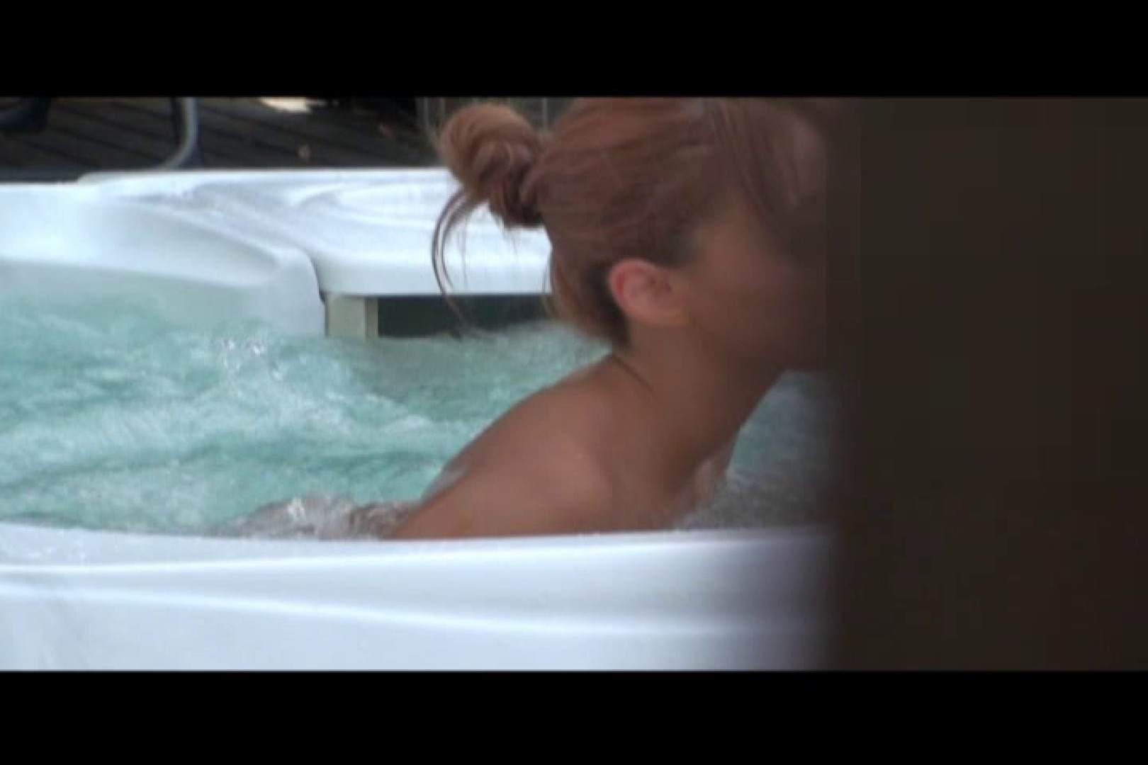 貸切露天 発情カップル! vol.05 潜伏露天風呂 覗き性交動画流出 55pic 8