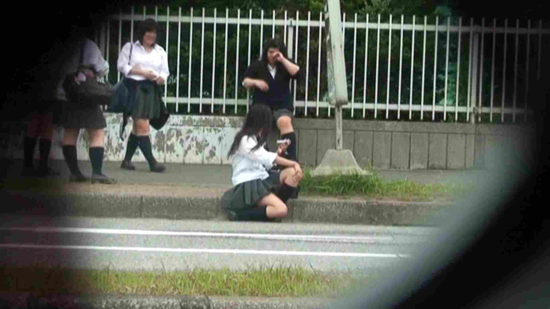 望遠パンチラNo4 学校潜伏 覗きスケベ動画紹介 84pic 3