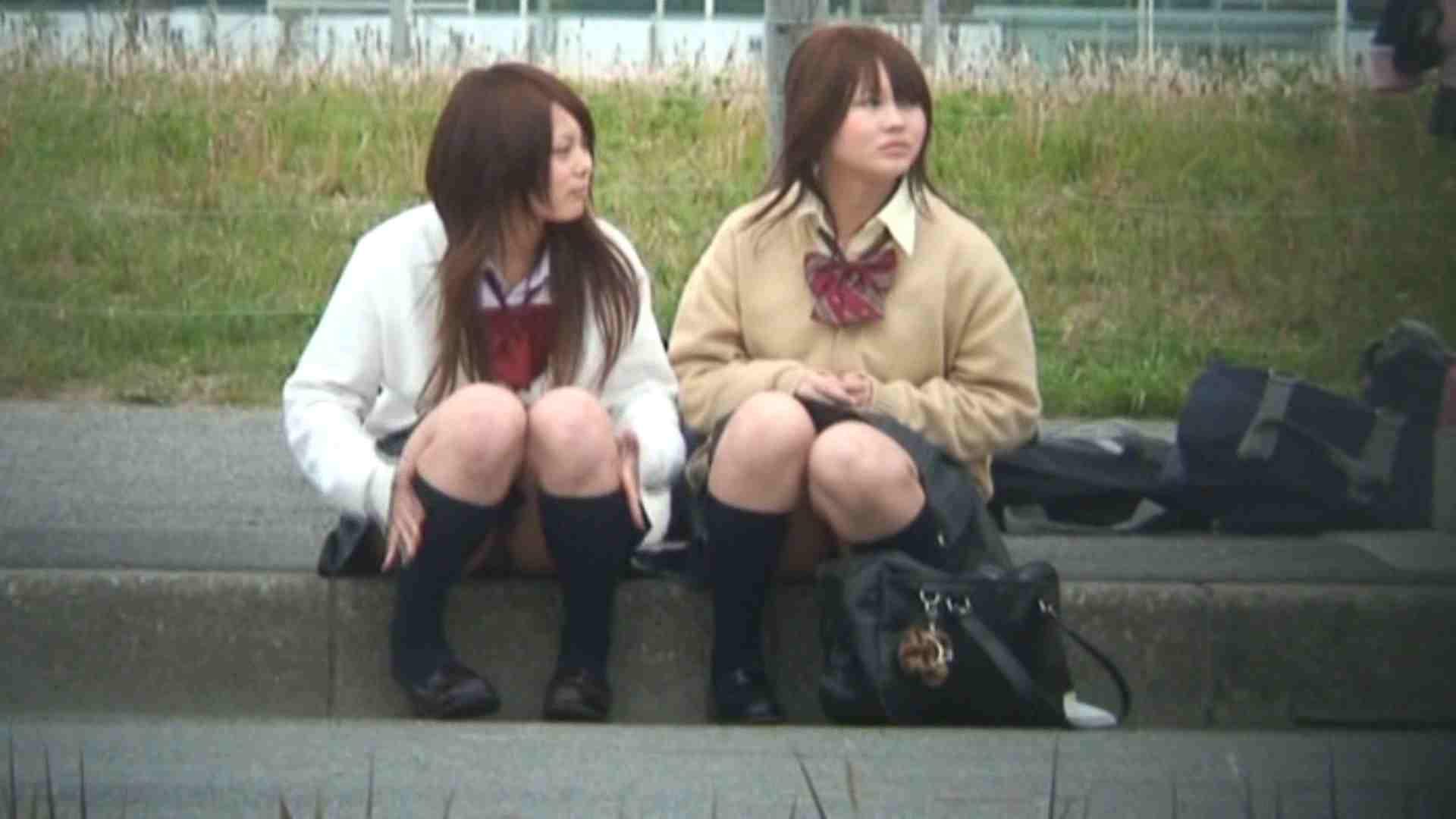 望遠パンチラNo10 学校潜伏 盗撮われめAV動画紹介 97pic 29