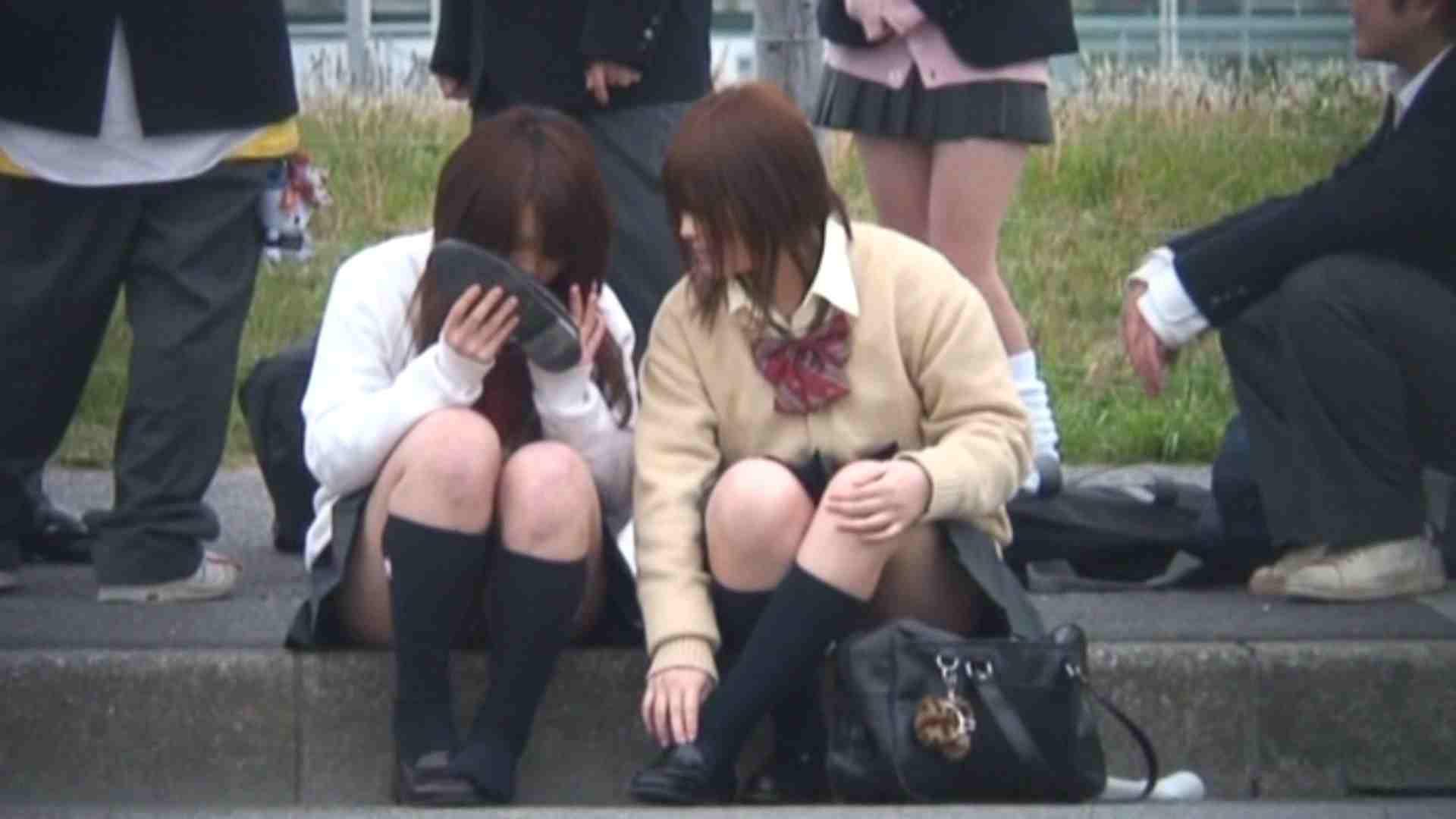 望遠パンチラNo10 学校潜伏 盗撮われめAV動画紹介 97pic 64