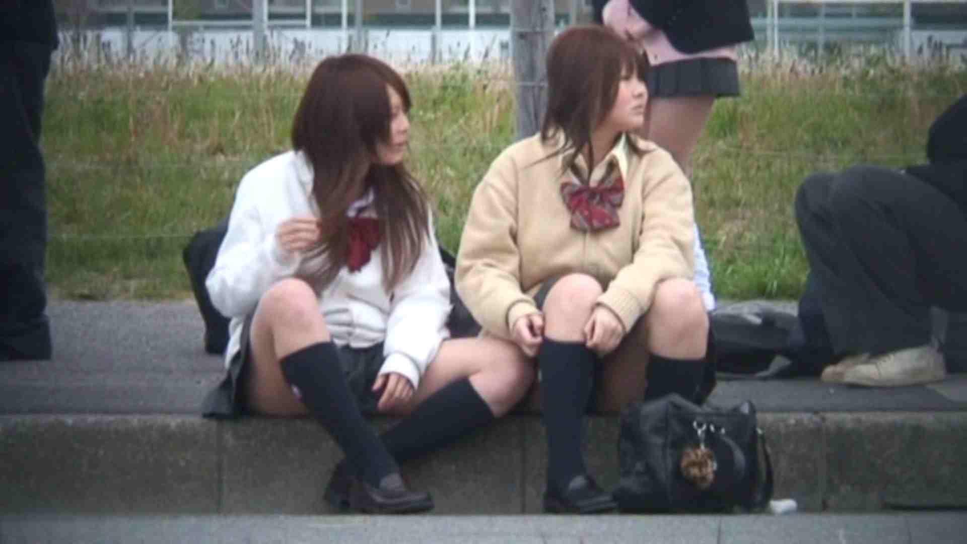 望遠パンチラNo10 学校潜伏 盗撮われめAV動画紹介 97pic 94