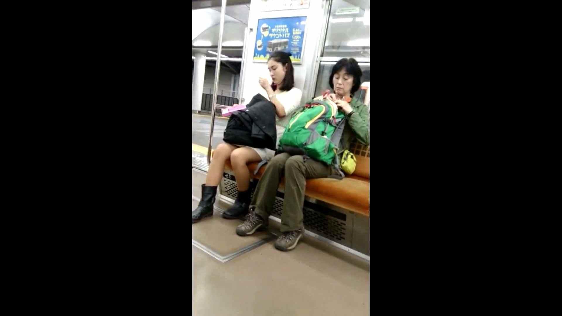盗撮列車 vol.02 NINJAさんの粘着撮り 盗撮  76pic 75