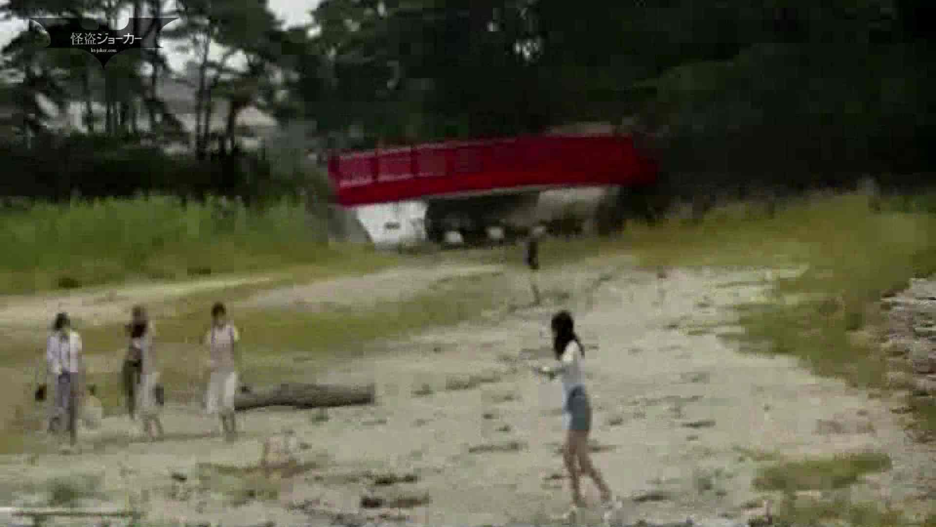 夏の思い出浜辺トイレ盗撮Vol.11 超若いギャル 盗撮  98pic 6