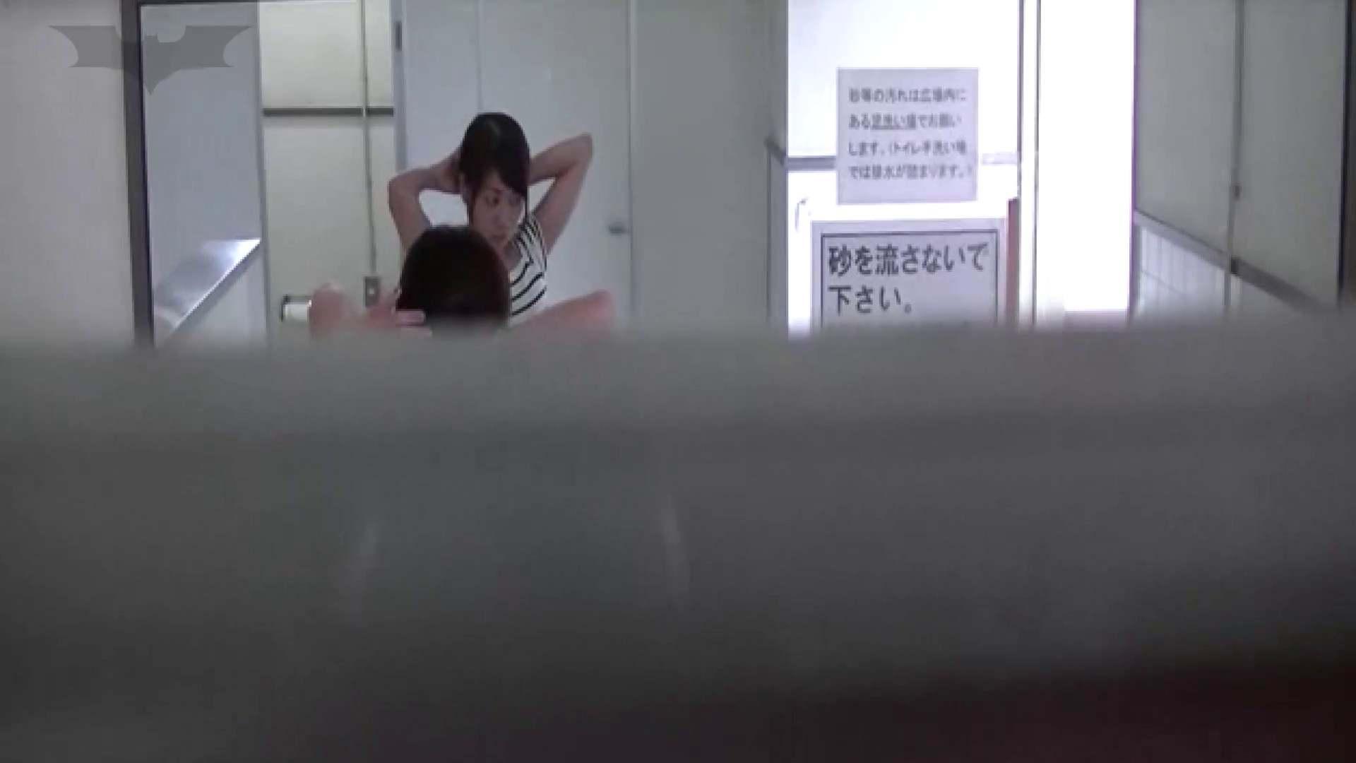 夏の思い出浜辺トイレ盗撮Vol.22 OLの実態 盗撮戯れ無修正画像 30pic 27