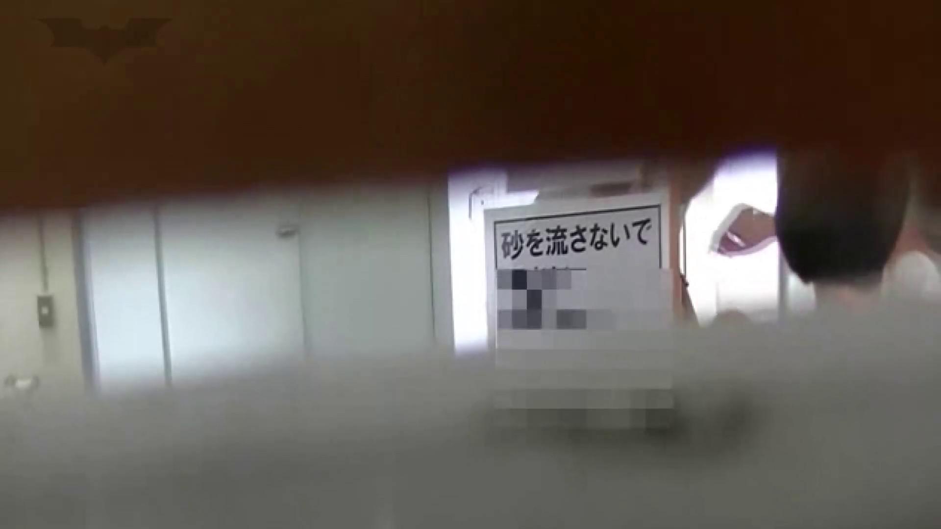 夏の思い出浜辺トイレ盗撮Vol.24 潜入 盗み撮り動画キャプチャ 65pic 18