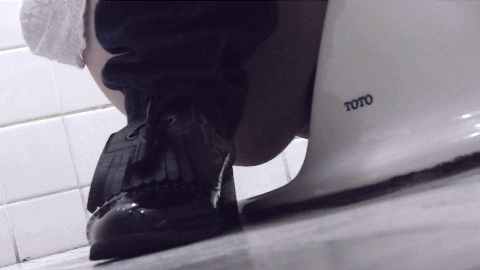 お銀さんの「洗面所突入レポート!!」Nol.4 美人 隠し撮りオマンコ動画紹介 84pic 71