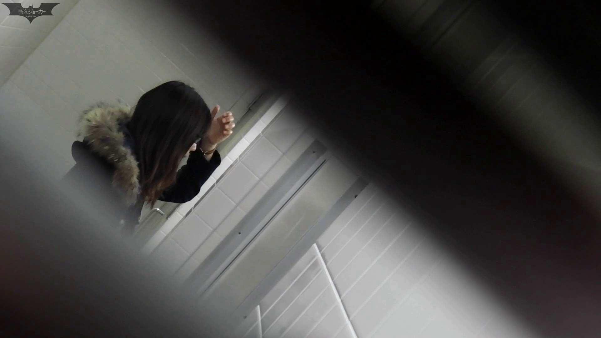 お銀さん vol.58 モデル級?「いやモデルだね!」な美女登場! 洗面所 覗きオメコ動画キャプチャ 63pic 47