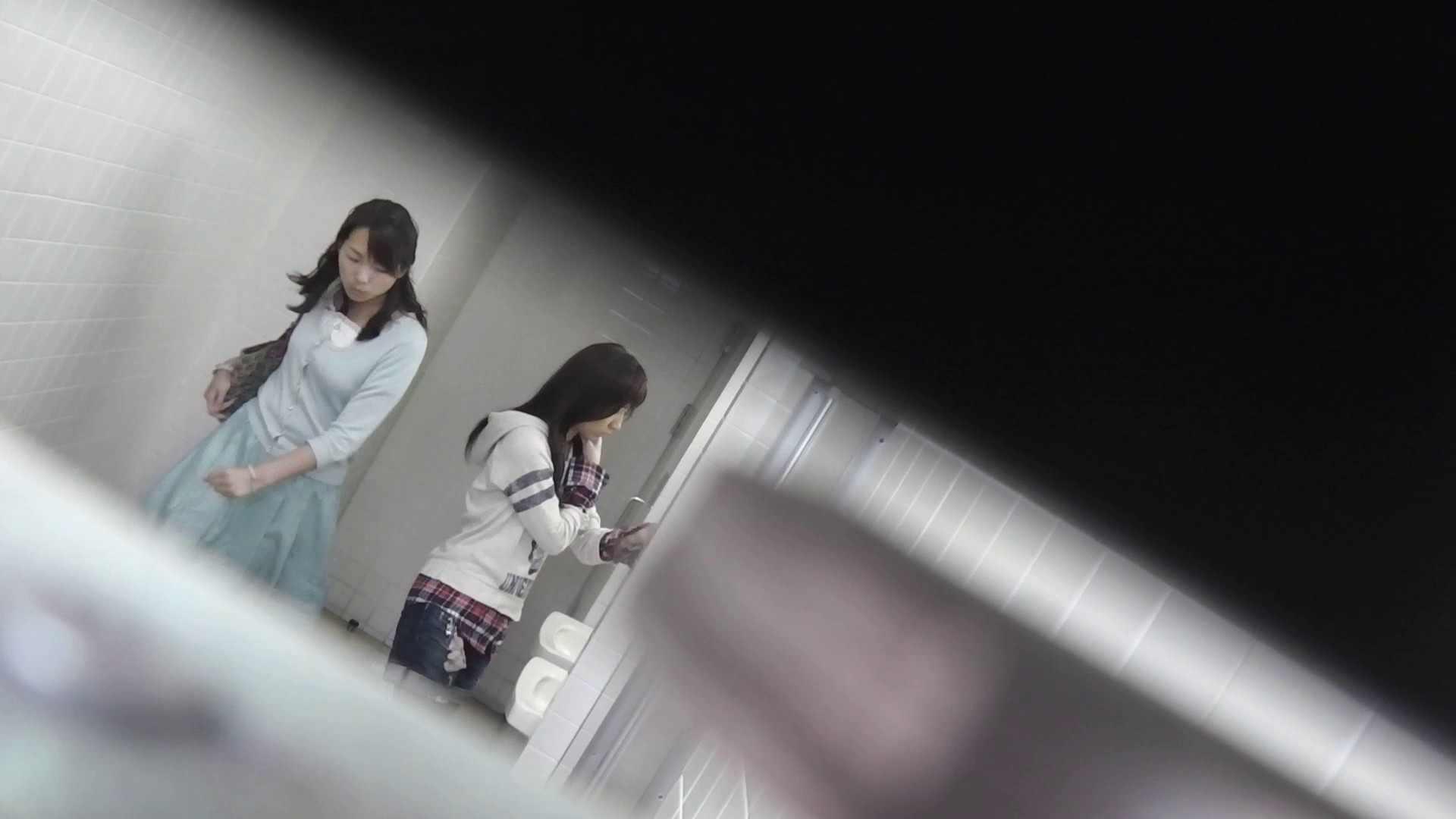 お銀さんの「洗面所突入レポート!!」Nol.9 OLの実態 覗きワレメ動画紹介 45pic 32