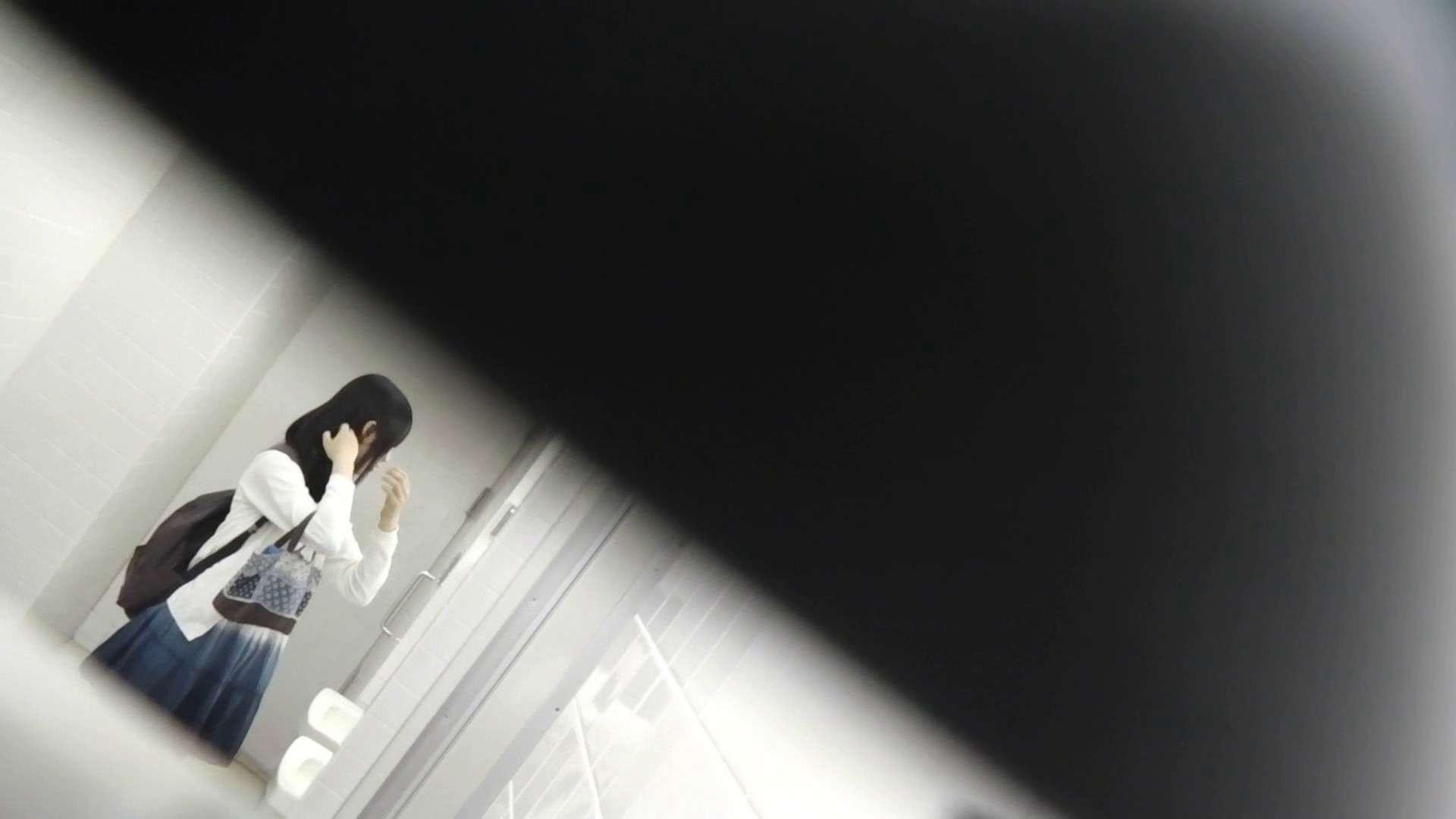 お銀さんの「洗面所突入レポート!!」Nol.22 洗面所   美人  104pic 94