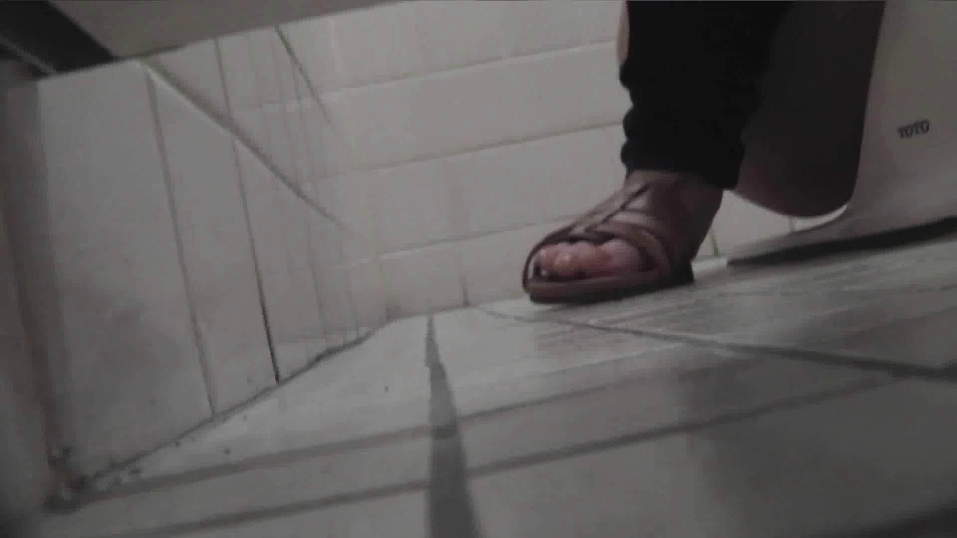 お銀さんの「洗面所突入レポート!!」 vol.28小島陽菜似のピンクオシャレさん 美人 | OLの実態  34pic 1